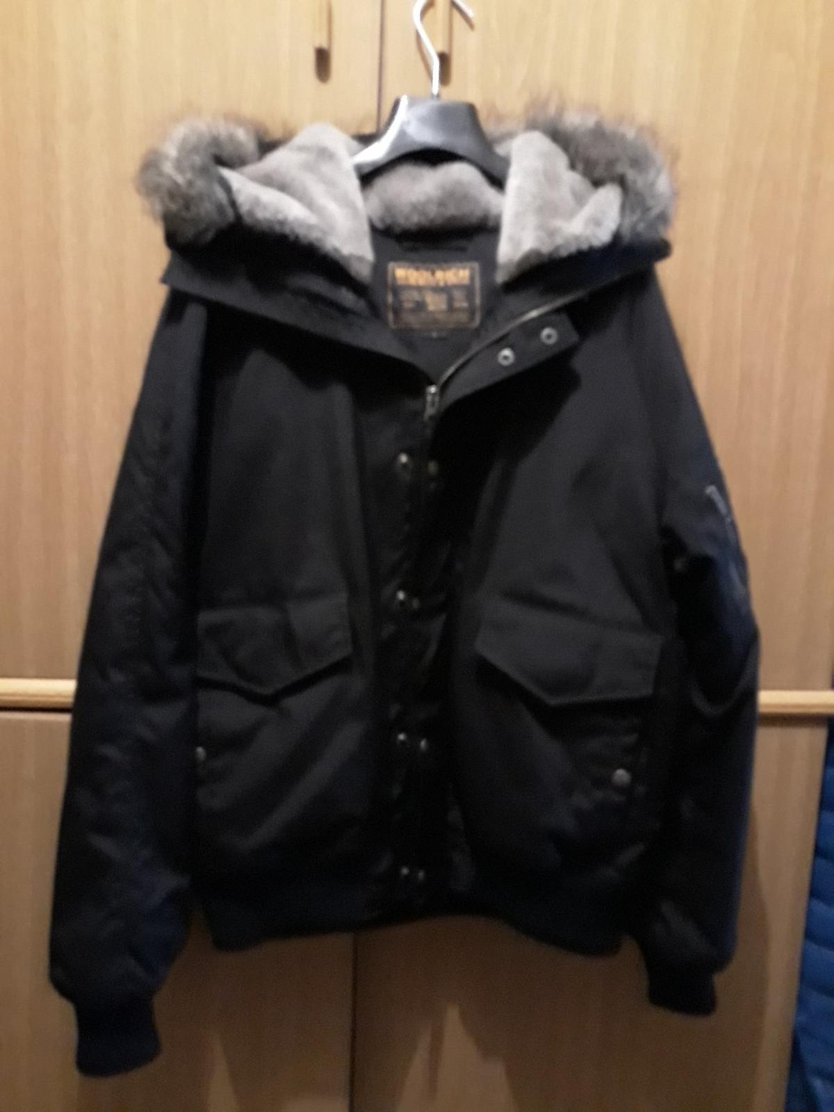 new product 40102 d4120 Giubbotto invernale uomo WOOLRICH