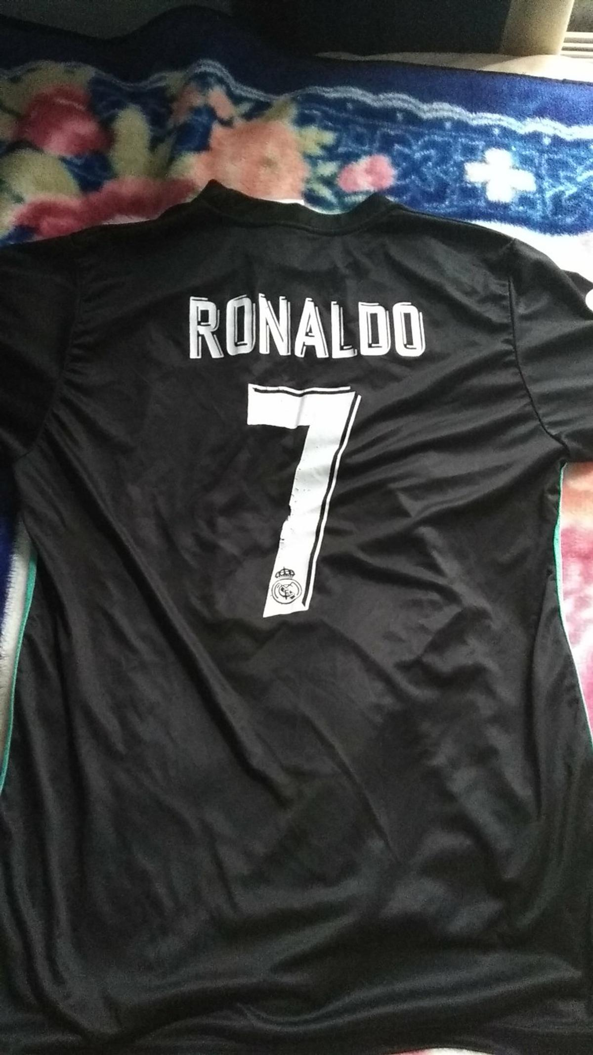 new product 3e15d a338d Real Madrid Ronaldo Shirt