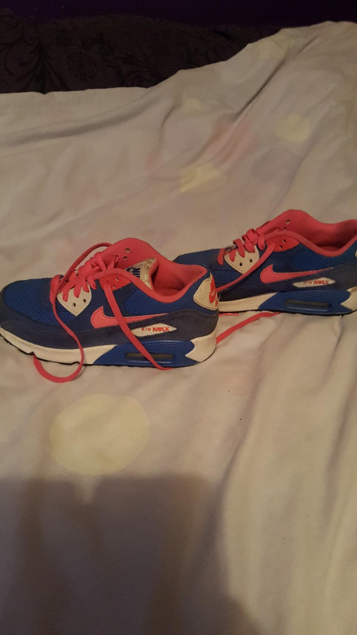 21dcebbe2ee71 nike air max trainers in Charnwood for £10.00 for sale - Shpock
