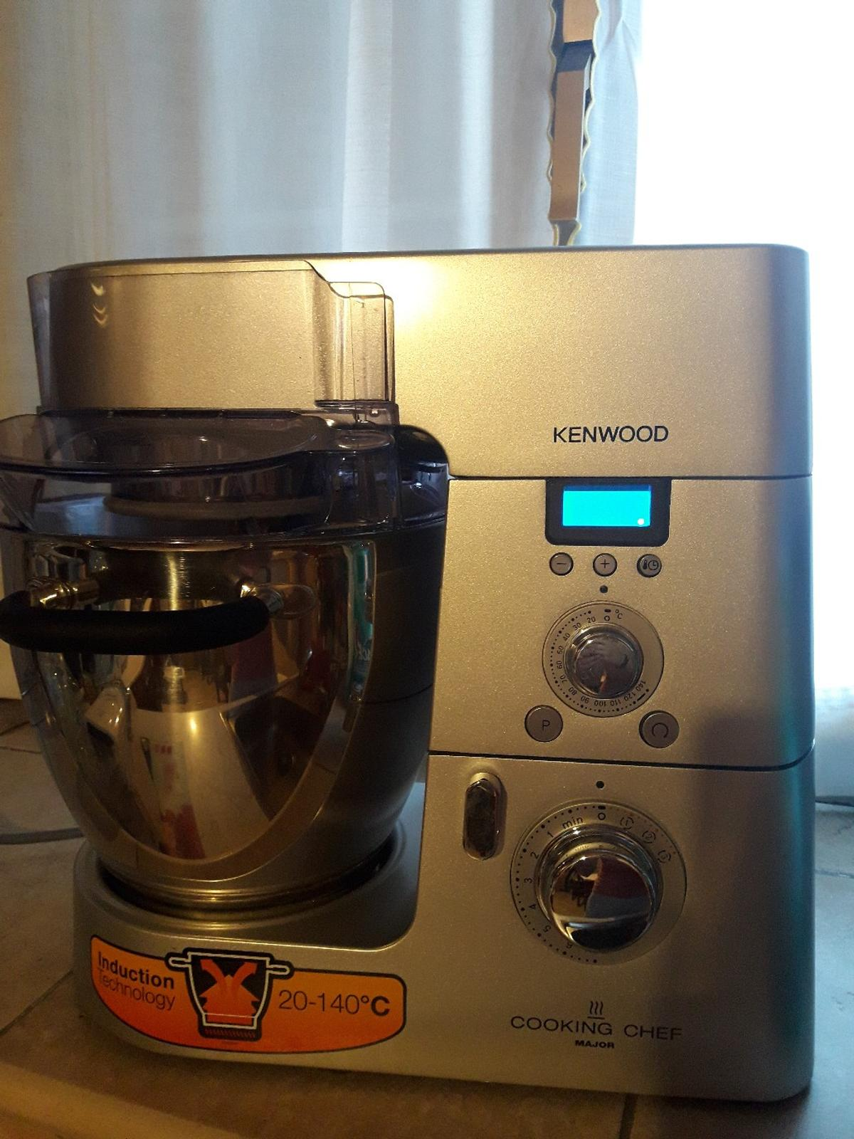 Kenwood cooking chef in Roma Roma für 500,00 € kaufen - Shpock
