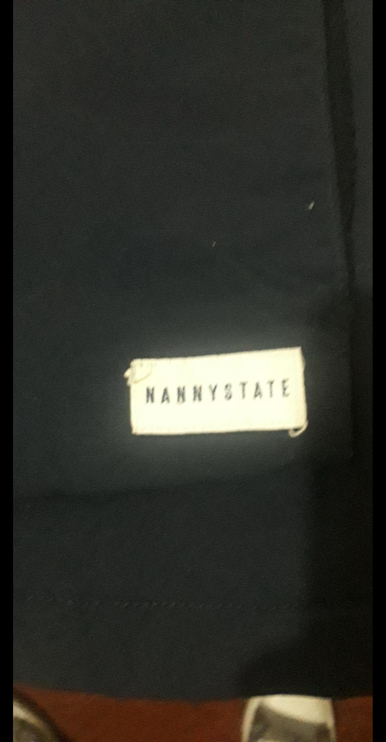 genuine nanny state coat