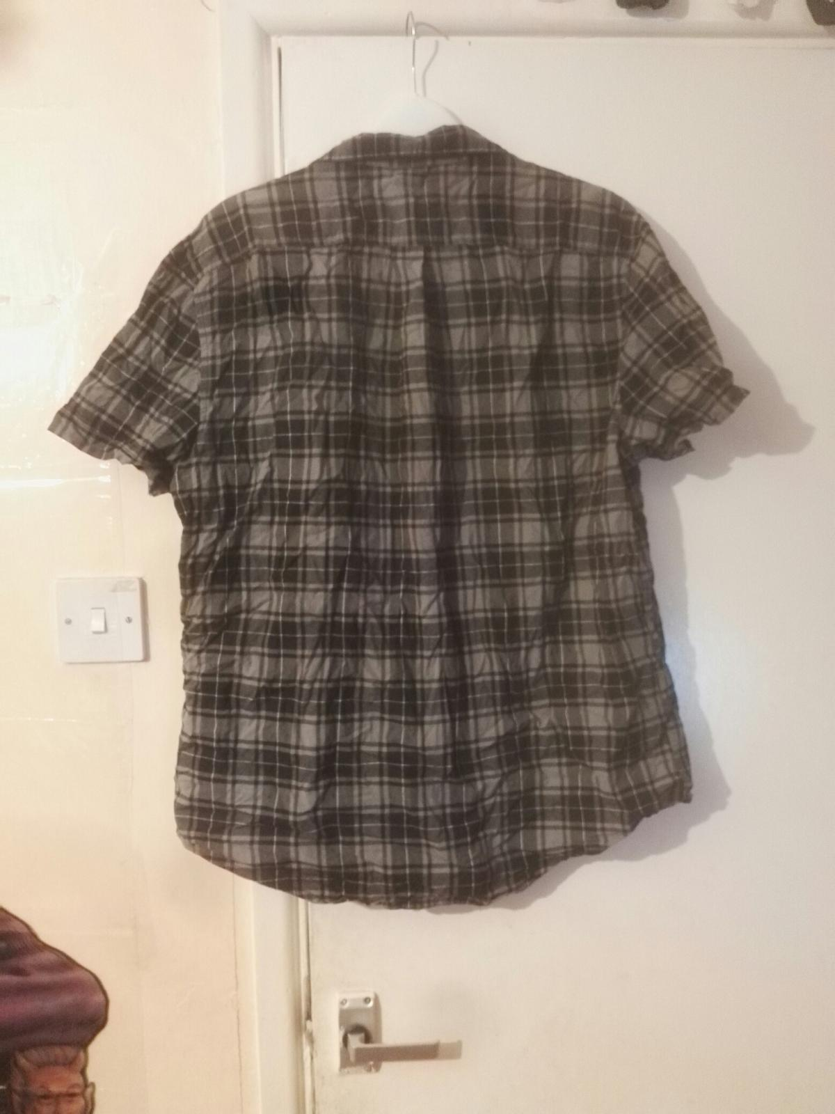 c1d9572e177c Next Mens checkered shirt size Large in B77 Tamworth for £5.50 for ...