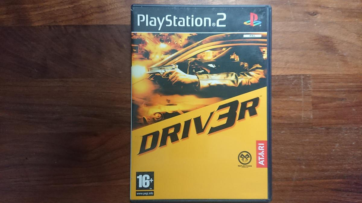 Driver 3 PS2 game in N3 London for £4 00 for sale - Shpock