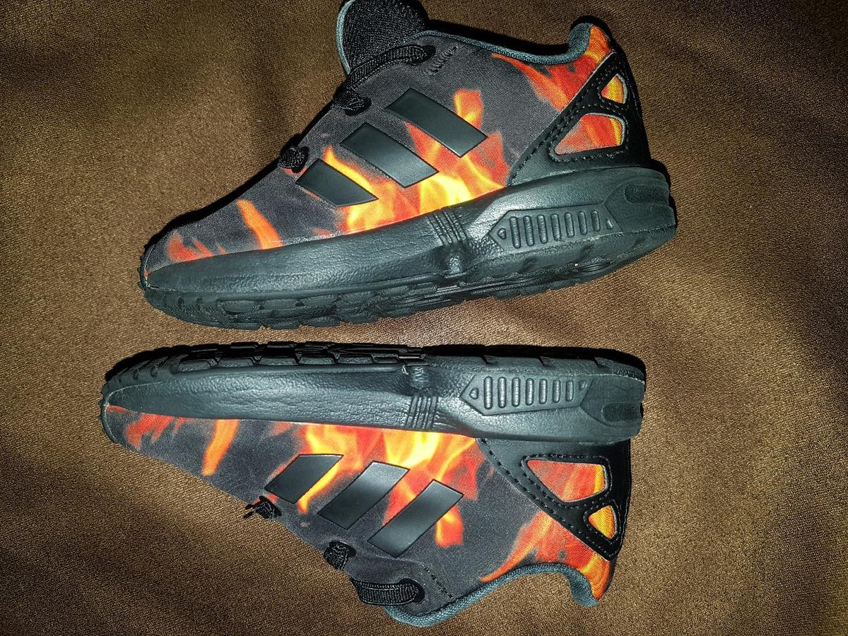 Adidas Star Wars ZX Flux size Uk5k boys in NG5 Nottingham