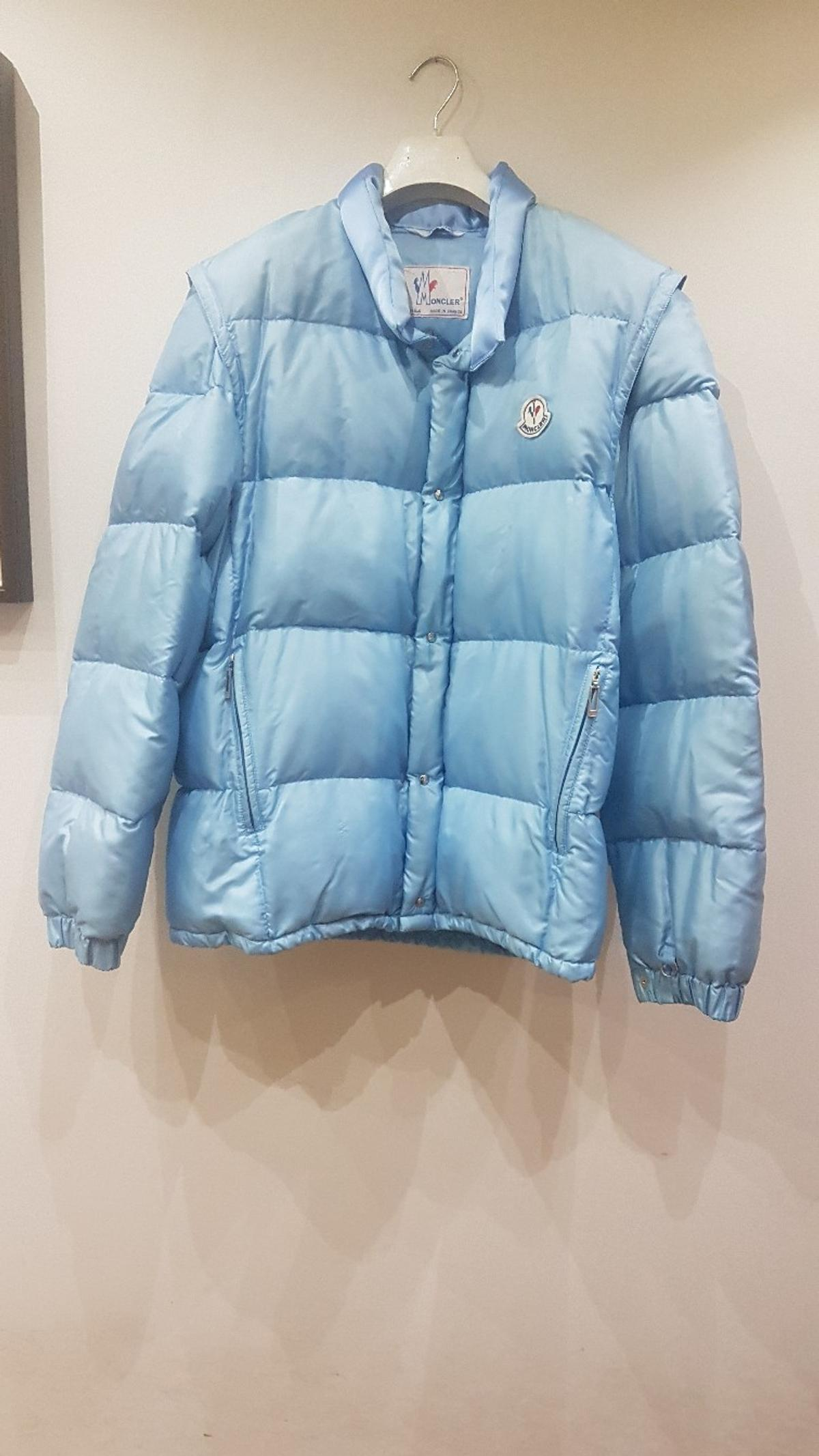 new products 3ff63 7f4ab Moncler Grenoble azzurro in 20134 Milano for €175.00 for ...