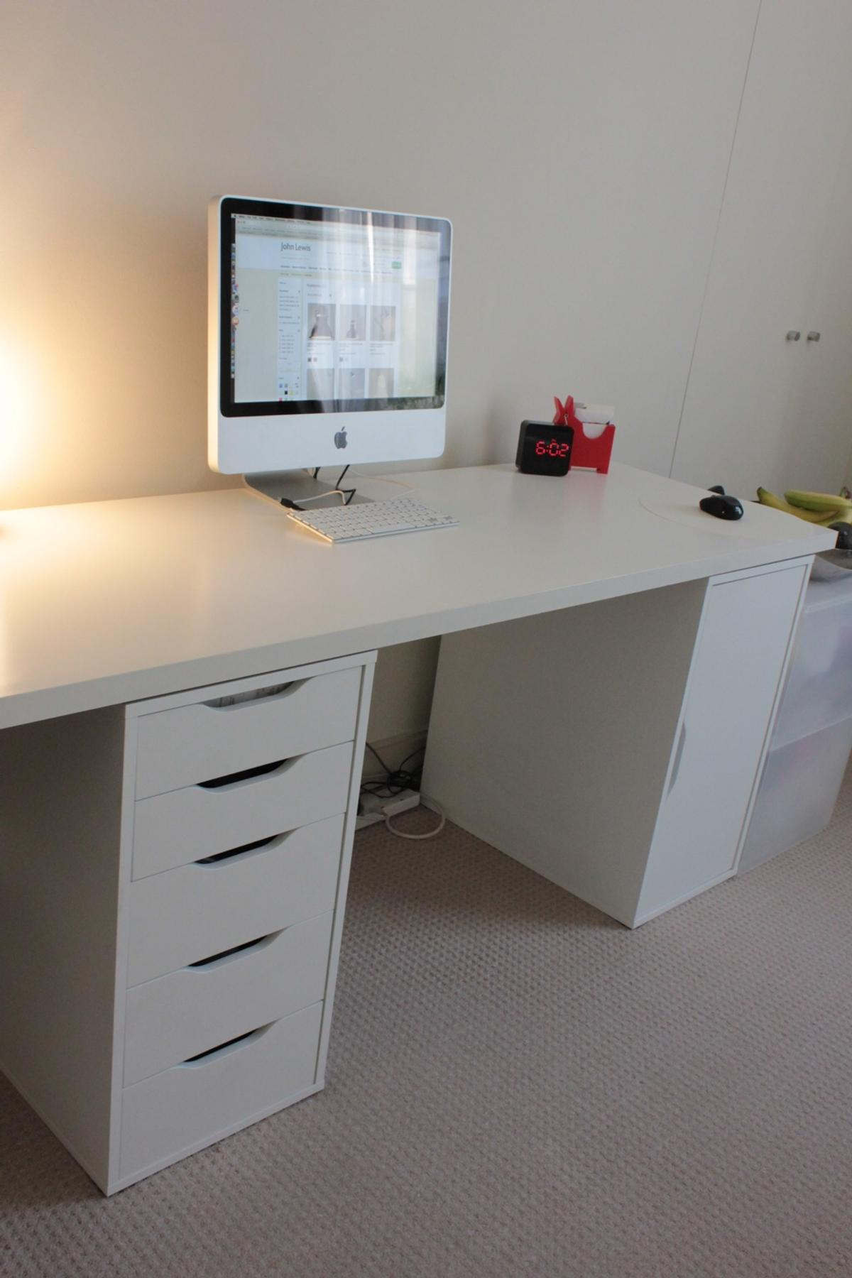 Ikea Linnmon Alex Table Top In W1g London For 8 00 For Sale Shpock