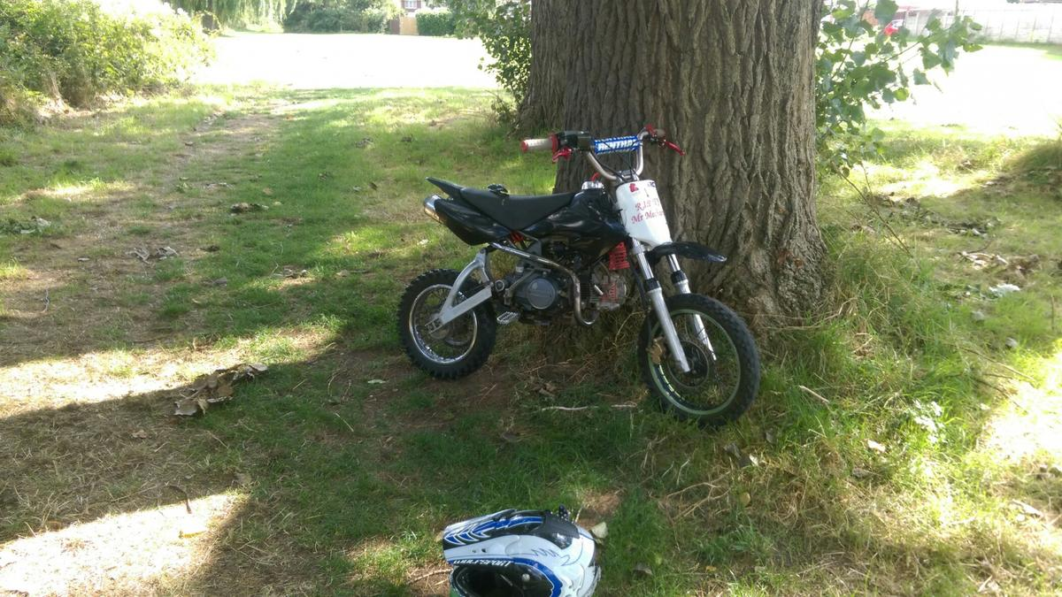 pitbike 125 in Coventry for £300 00 for sale - Shpock