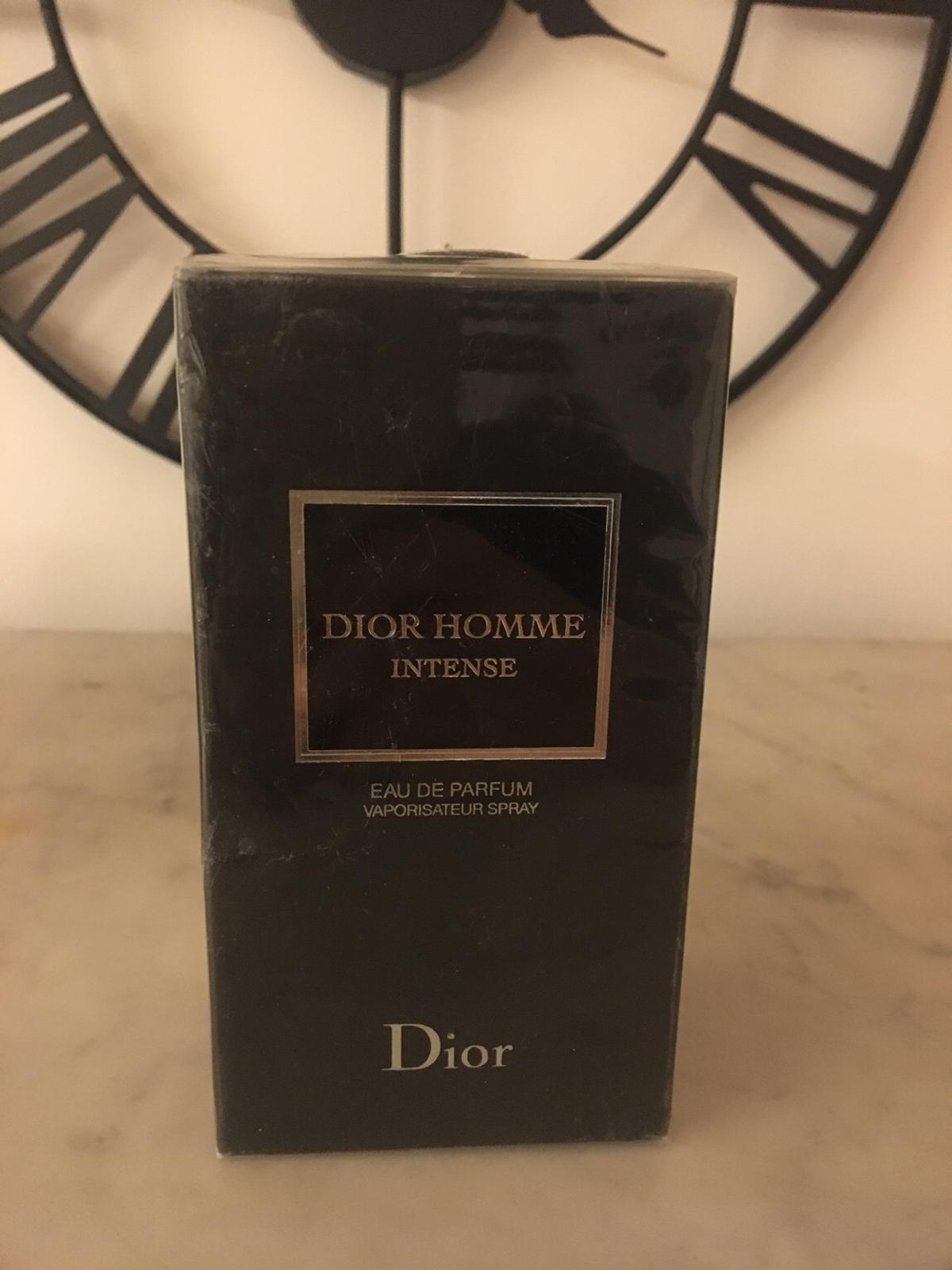 Dior Homme Intense Eau De Parfum New In W4 Ealing For 8000 For