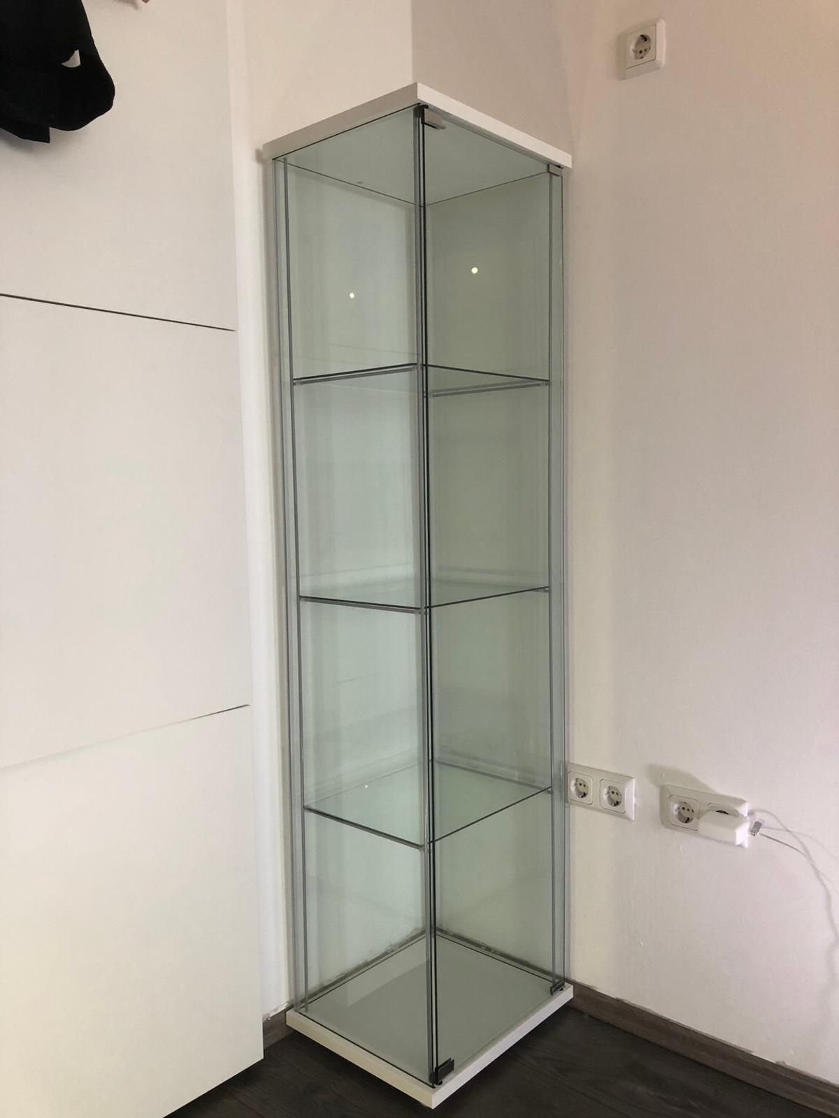Ikea Vitrine Detolf Weiß In 51063 Cologne For 4000 For Sale Shpock