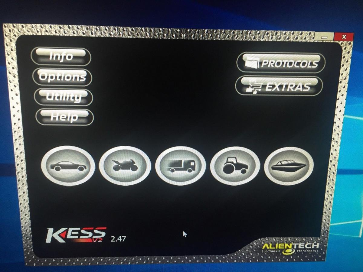 KESS V2 OBD2 MASTER RED EU BOARD V2 47 5 017 in DE7 Erewash for