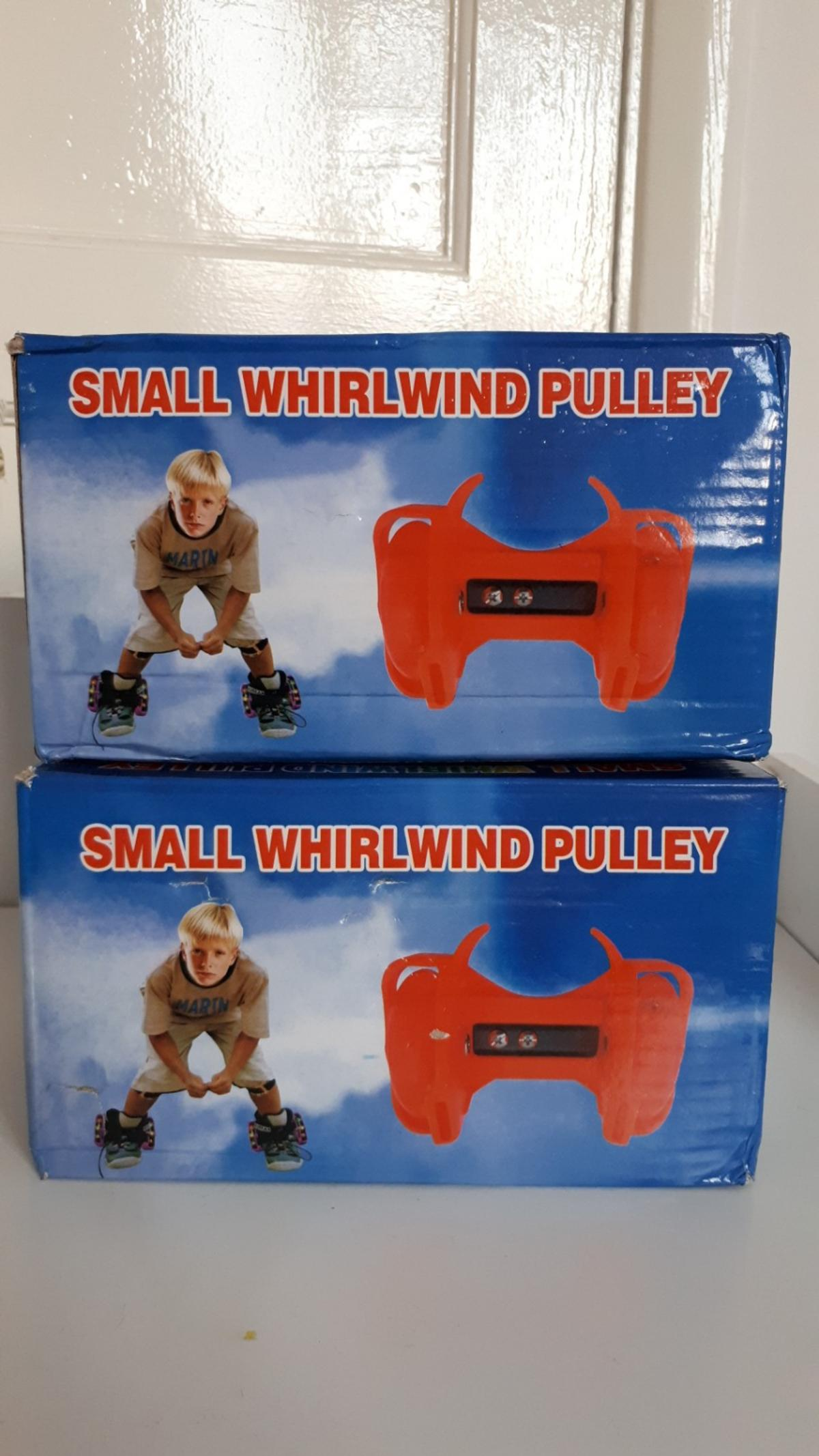 **X2 Small whirlwind pulley**