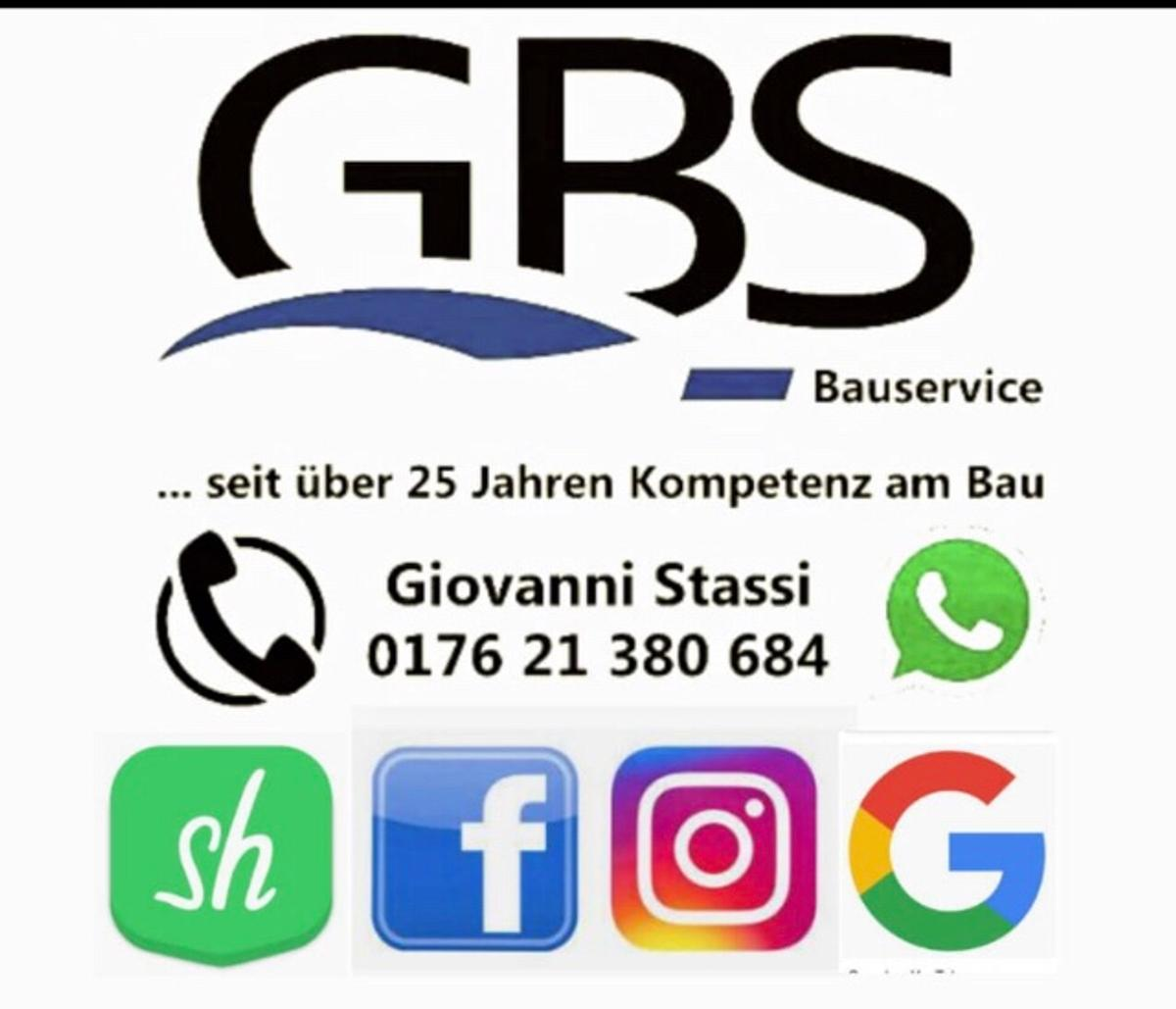 54747df3309f75 Gbs bauservice
