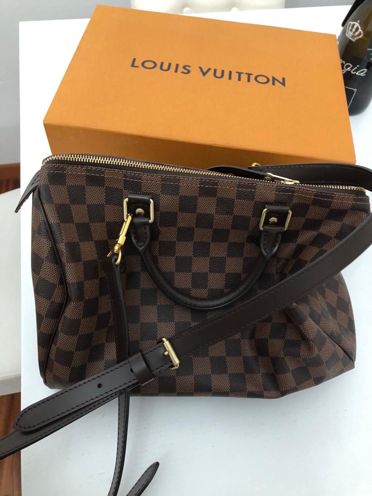 comprare on line f9297 d7d1a Vuitton bauletto 30 damier con tracolla in 00144 Roma for ...
