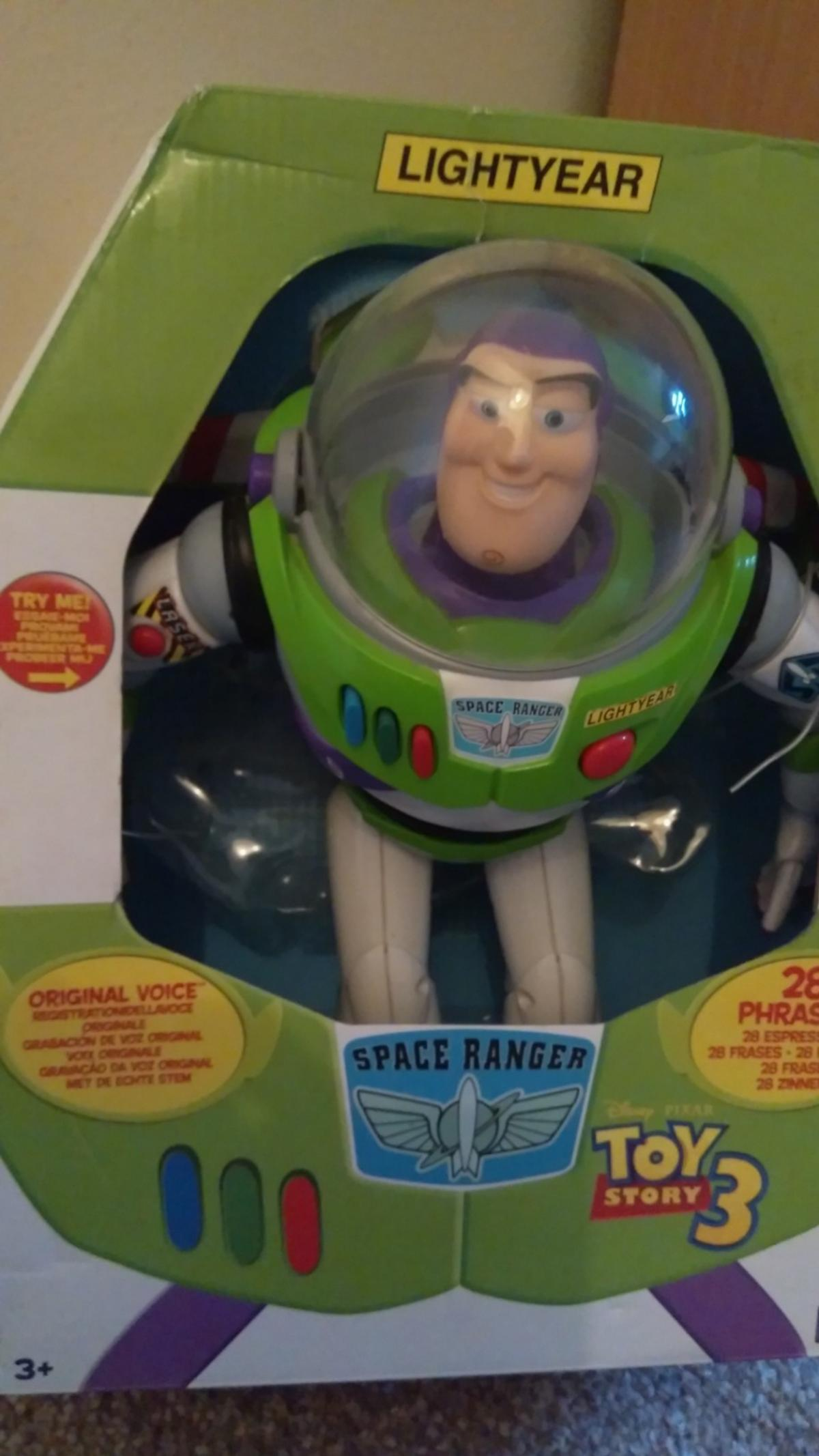 Toy Story Buzz Lightyear In B65 Dudley For 1500 For Sale