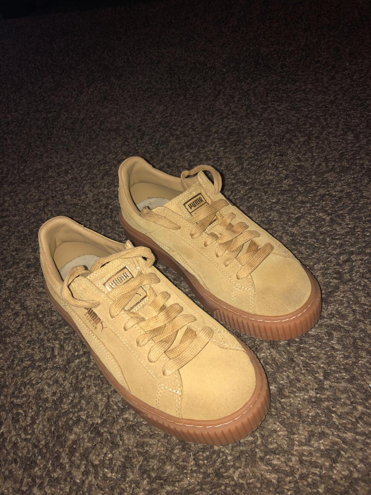 competitive price 5eff4 f5bc3 Puma Sand Creepers