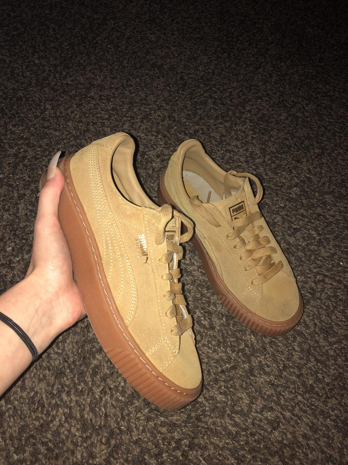competitive price 6ab81 44c4b Puma Sand Creepers