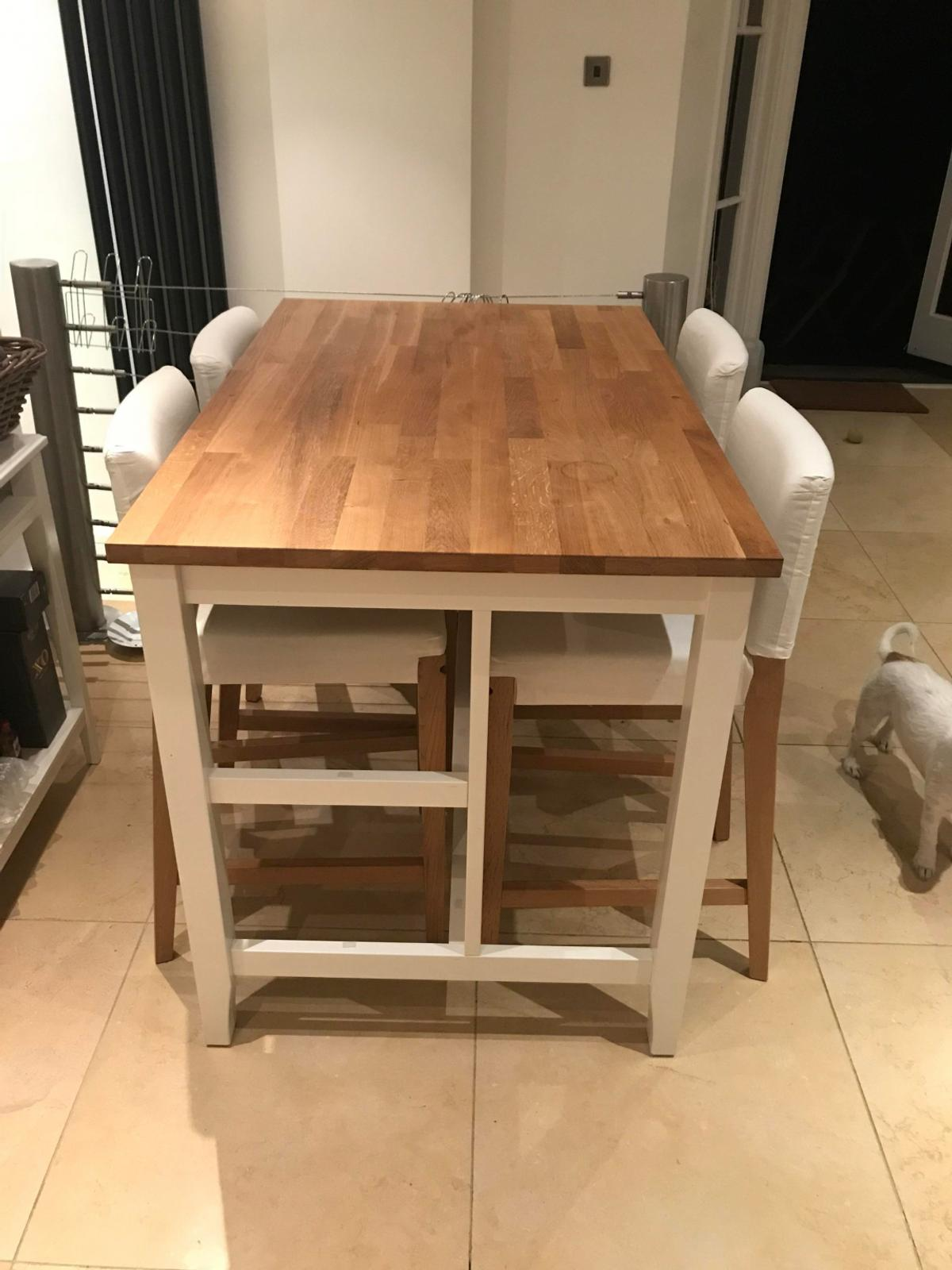 Awe Inspiring Ikea Stenstorp Kitchen Island And Chairs Unemploymentrelief Wooden Chair Designs For Living Room Unemploymentrelieforg