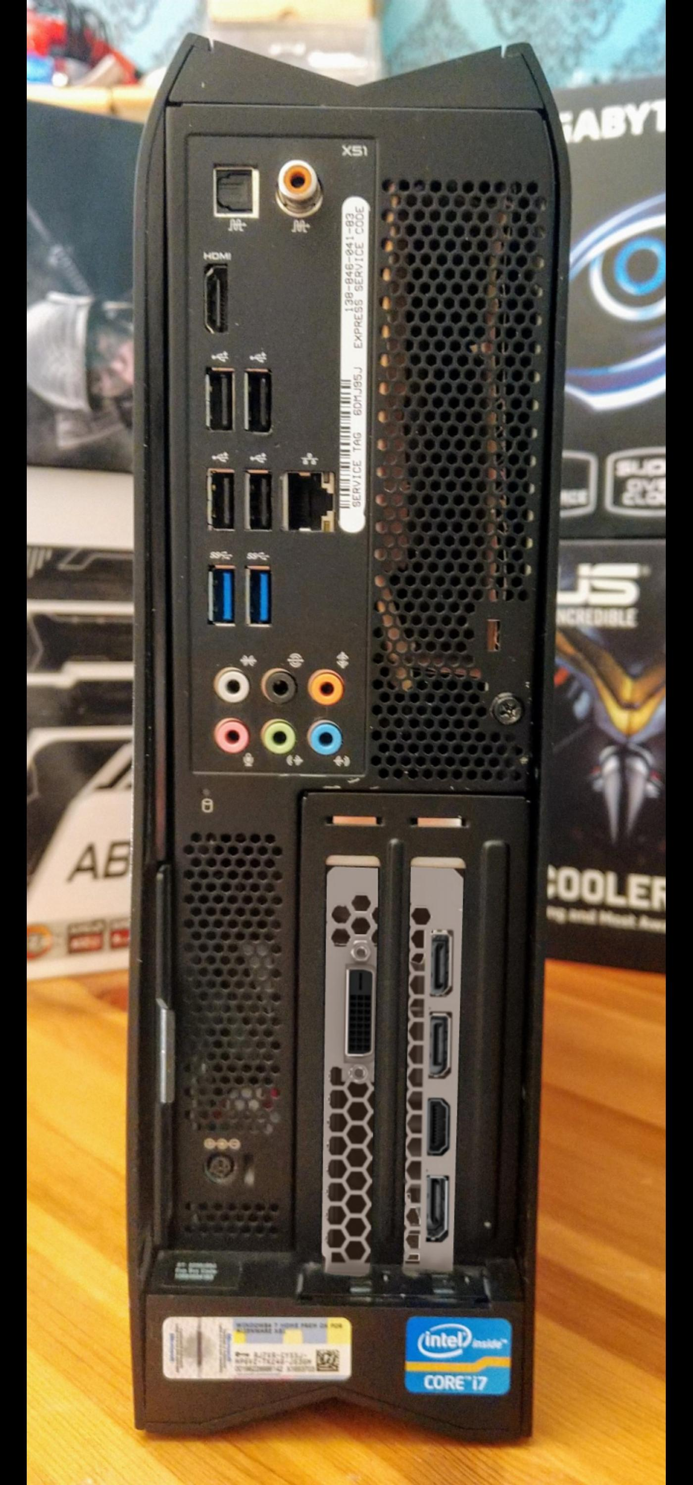 Alienware Gaming PC/Console in PE1 Peterborough for £365 00