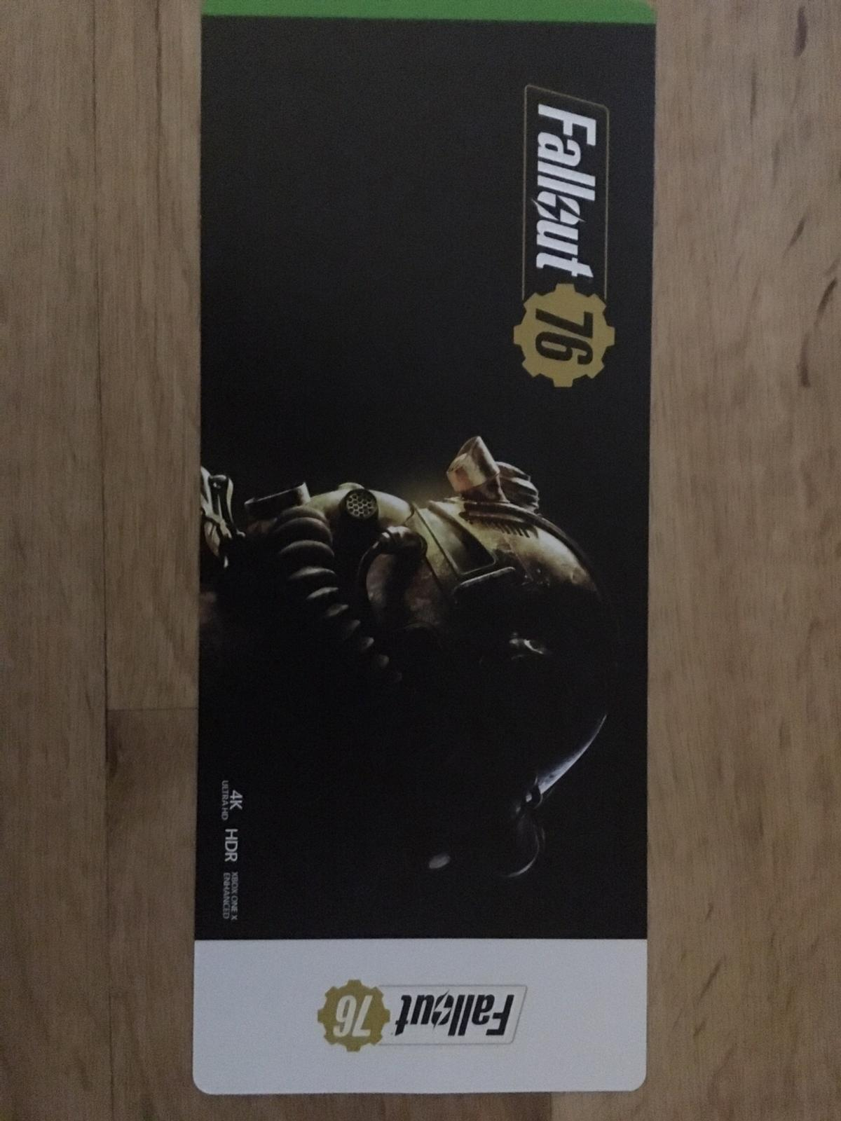 Fallout 76 Xbox One Spiel/Game/Code
