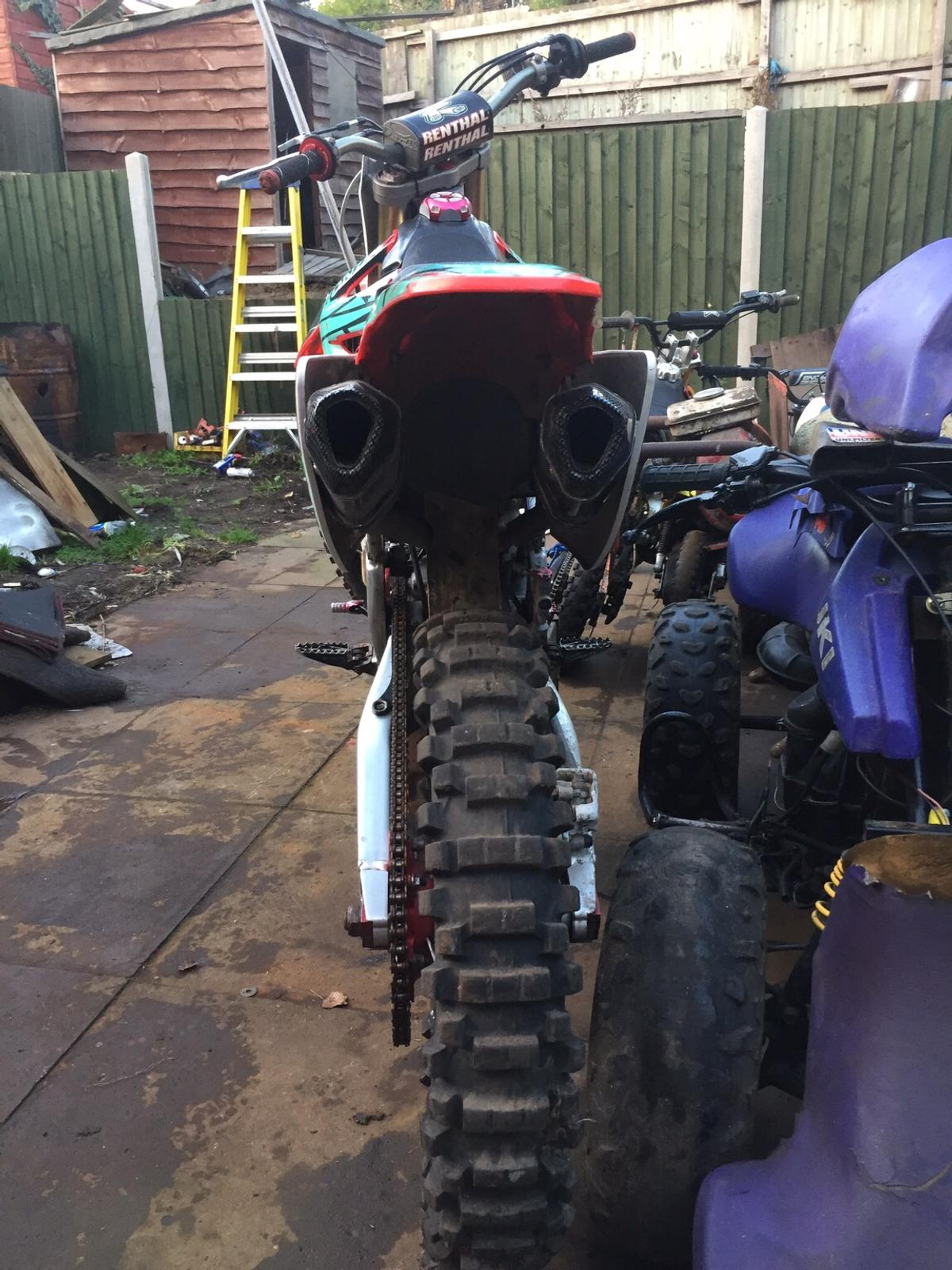 2007 crf250r in Walsall for £1,800 00 for sale - Shpock