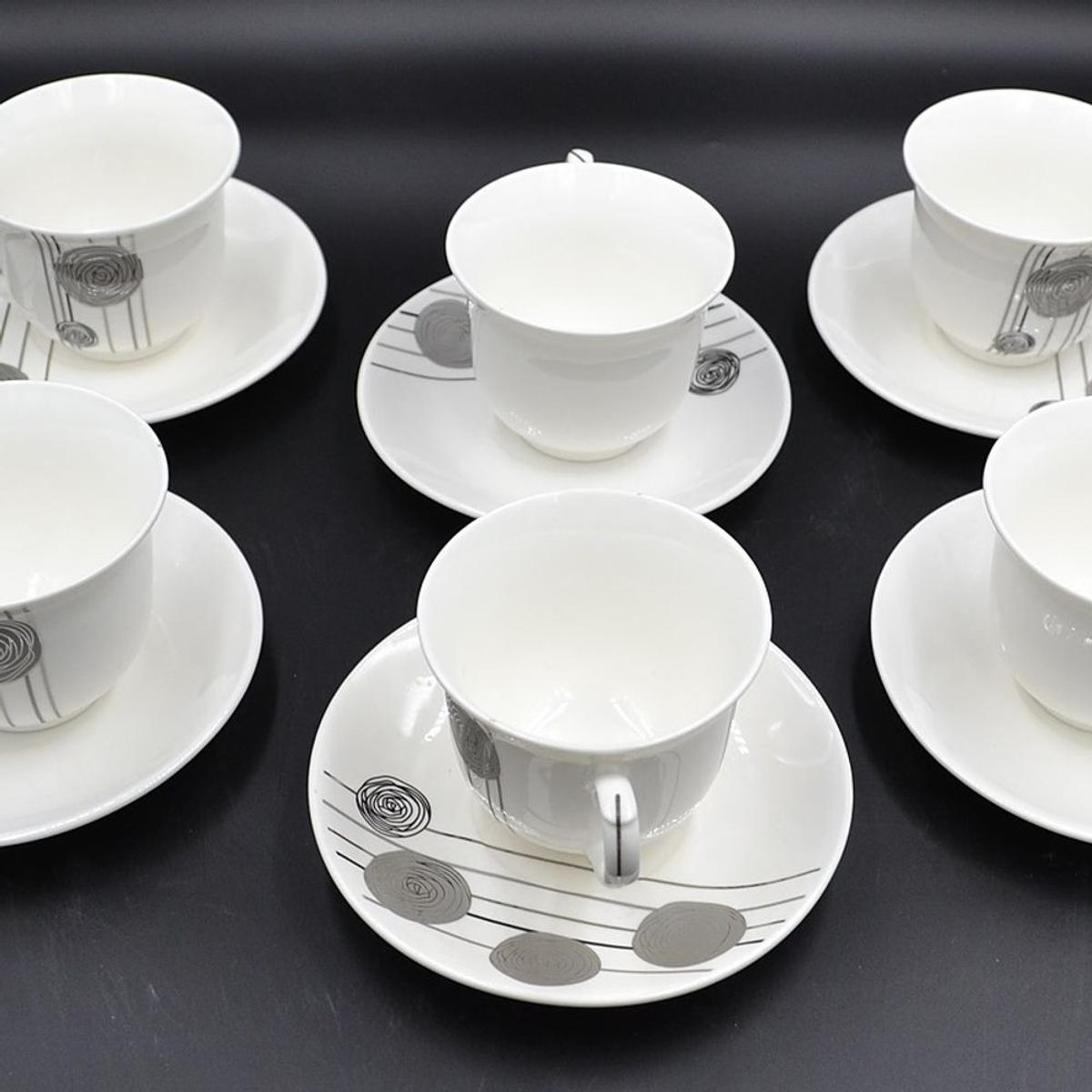 2cc06ef0a3 6 piece Tea Cup and Saucer Set 4-6C in N4 Islington for £24.00 for ...