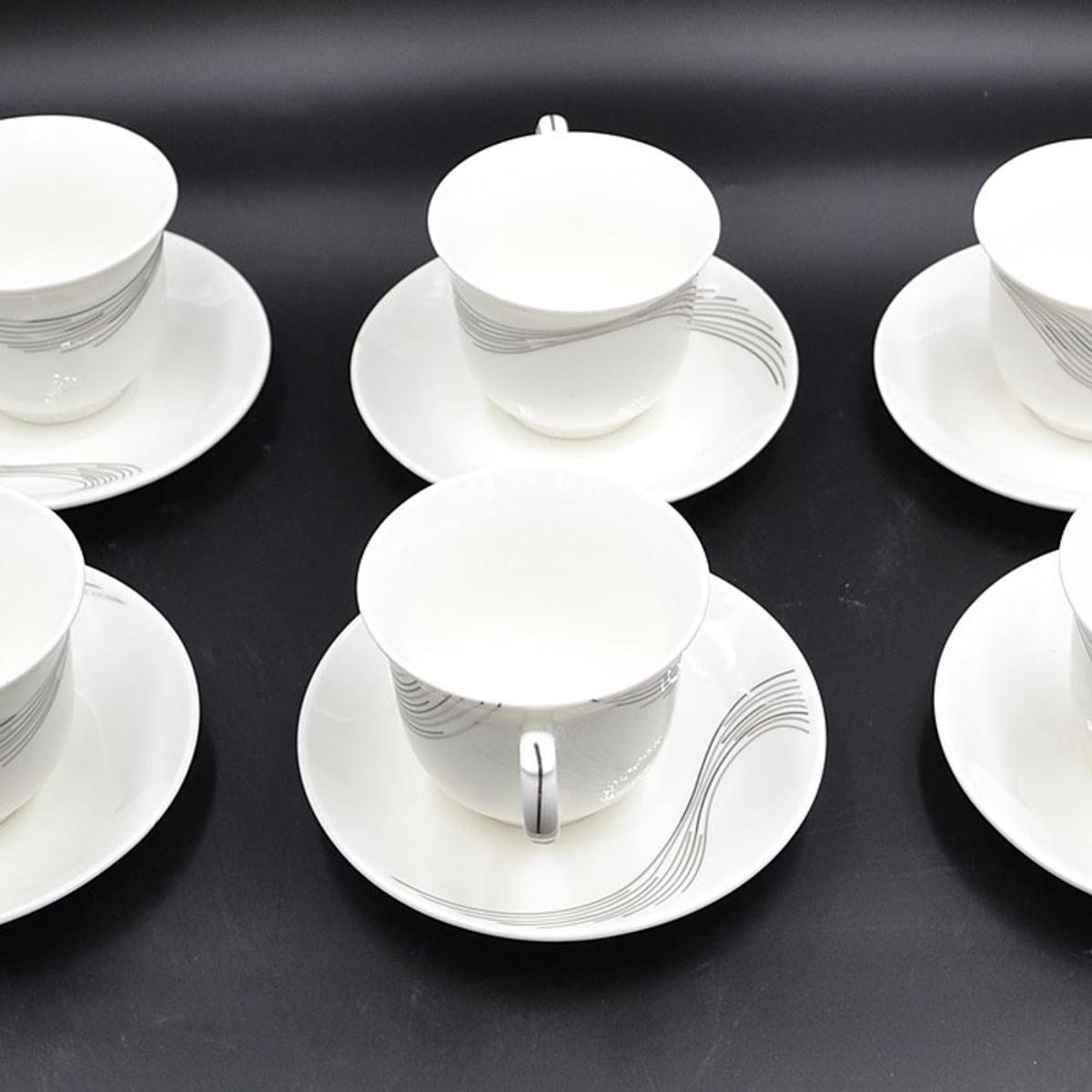 6a8391bee2 6 piece Tea Cup and Saucer Set 4-6A in N4 Islington for £24.00 for ...