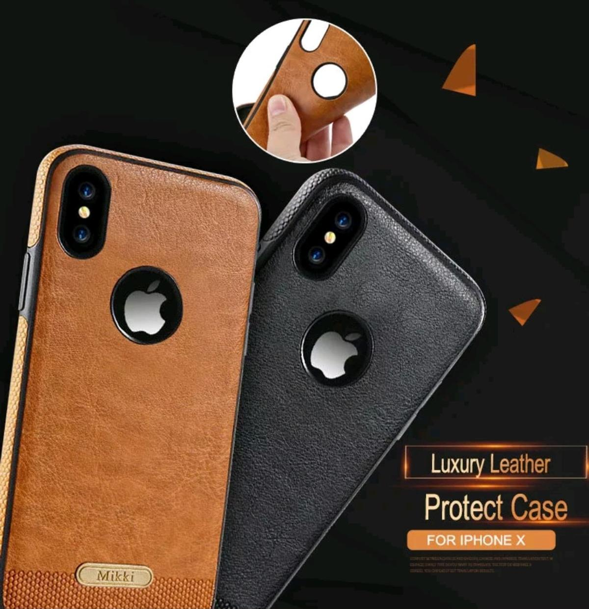 best sneakers 74786 38fc0 iPhone X Series Luxury Mikki Leather Cases in E17 London for £3.50 ...