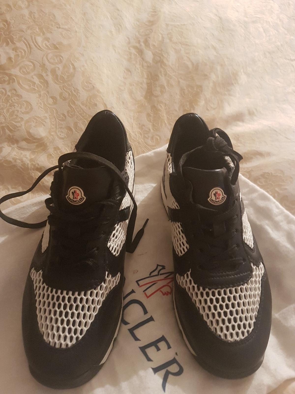 authentic womens moncler trainers size