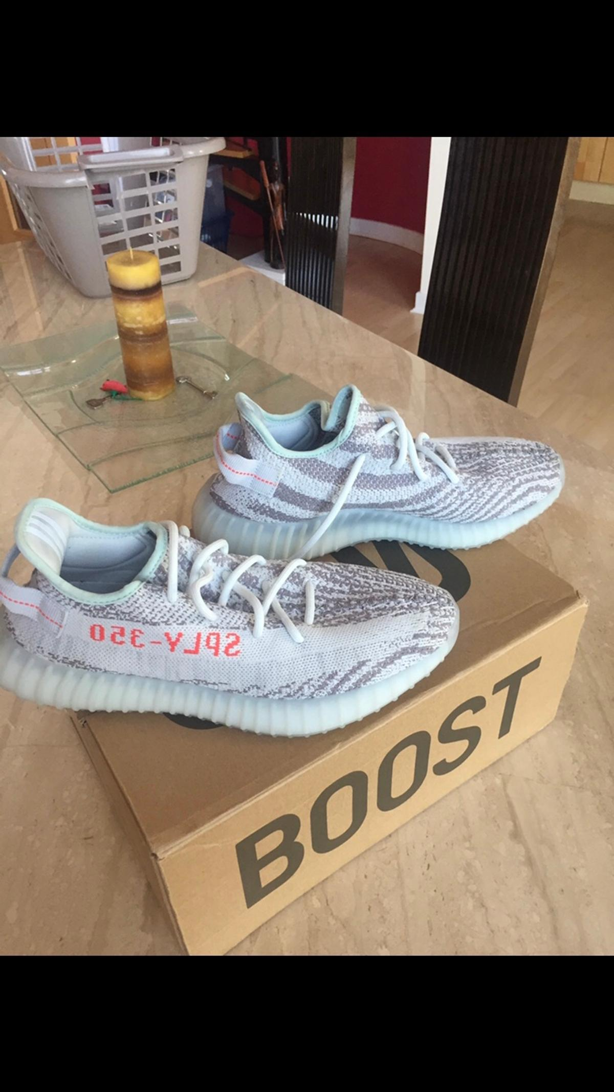 sports shoes f844a c068e Yeezy Blue Tint UK8.5 in W2 Westminster for £170.00 for sale ...