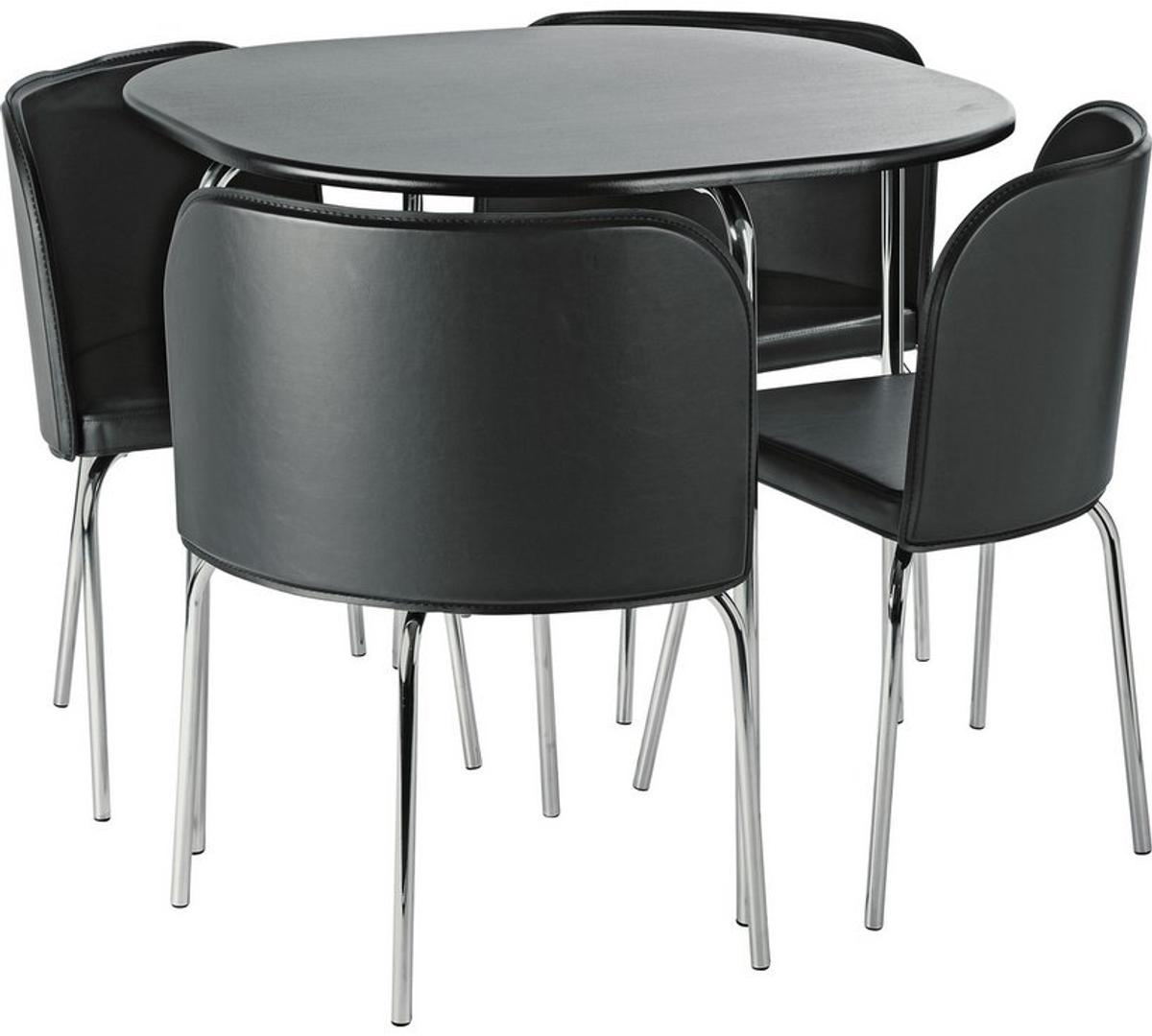 Argos Table And Chairs In Sale: Argos Space Saving Table And Chairs