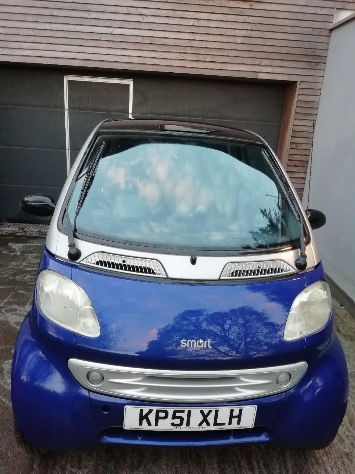 Smart N Final Near Me >> Smart Car 450 With Panoramic Glass Roof In Da10 Dartford For 600 00