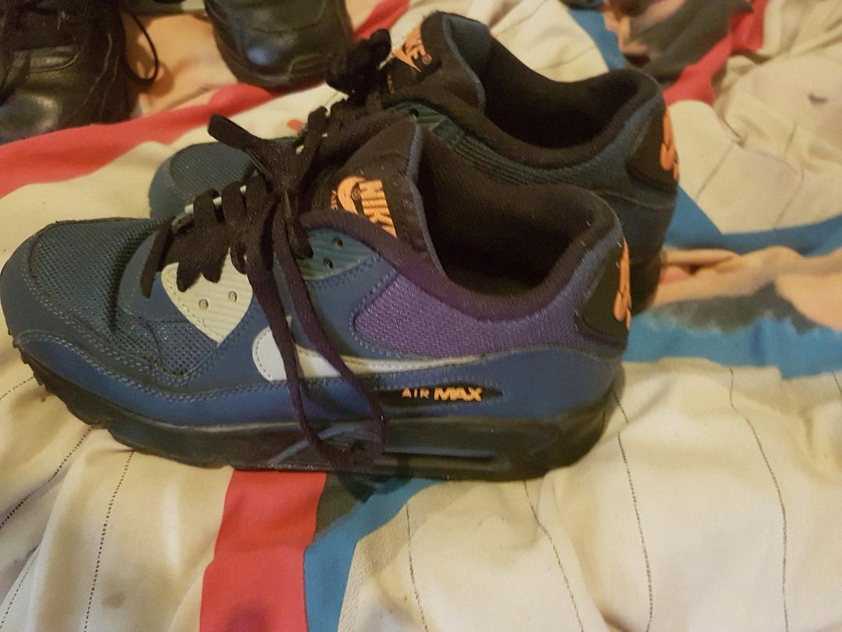 Nike Air Max Size 5 In Se12 London Borough Of Lewisham For 20 00