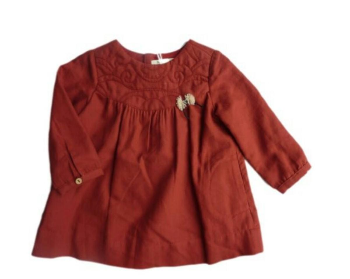 9e97e8e1e Zara baby girl red dress tunic 9-12m in NW2 Brent for £5.00 for sale ...