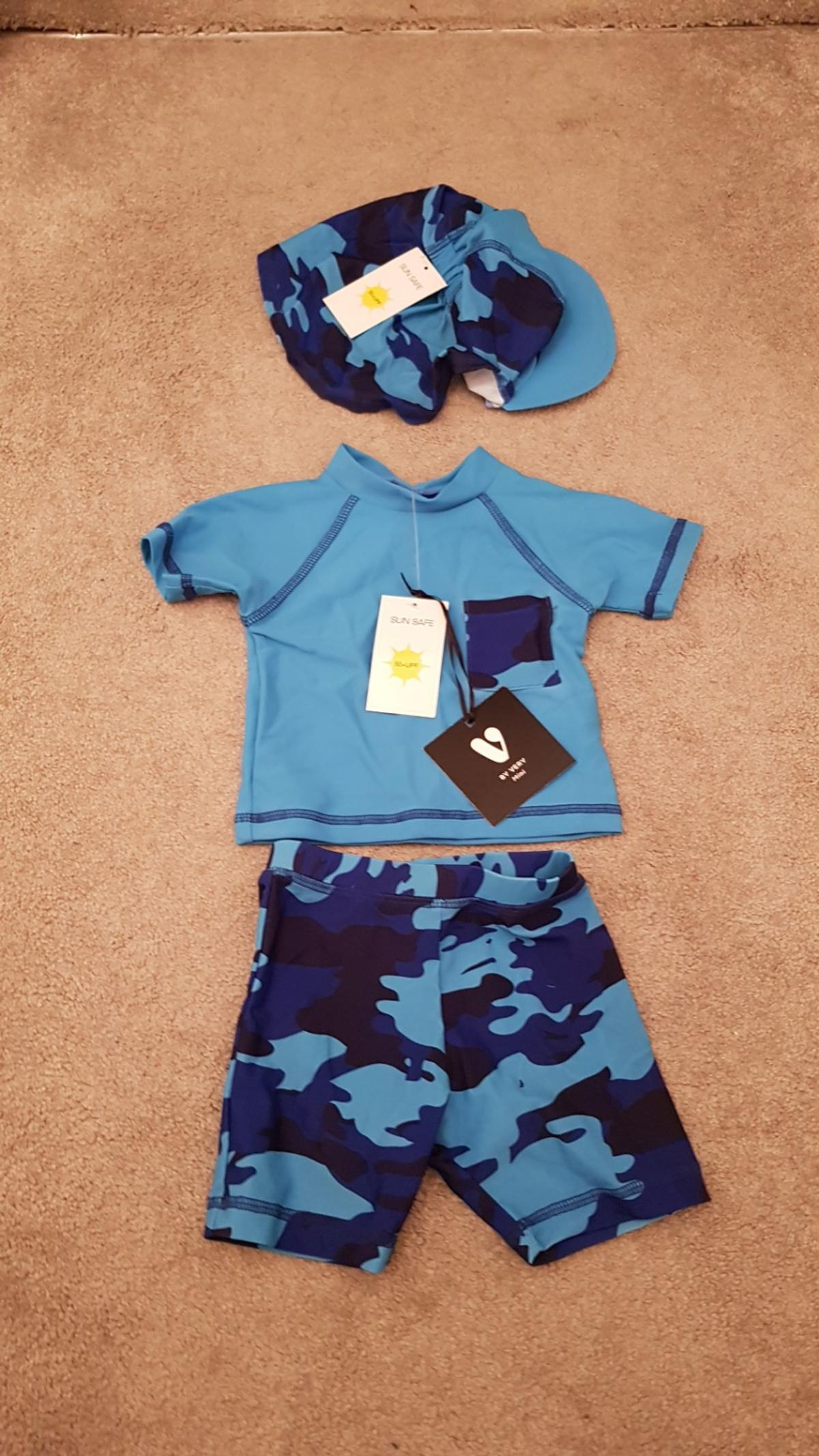 1bd9034f3b Baby Boy Swimsuit size 9-12 months in HP20 Aylesbury for £4.00 for ...