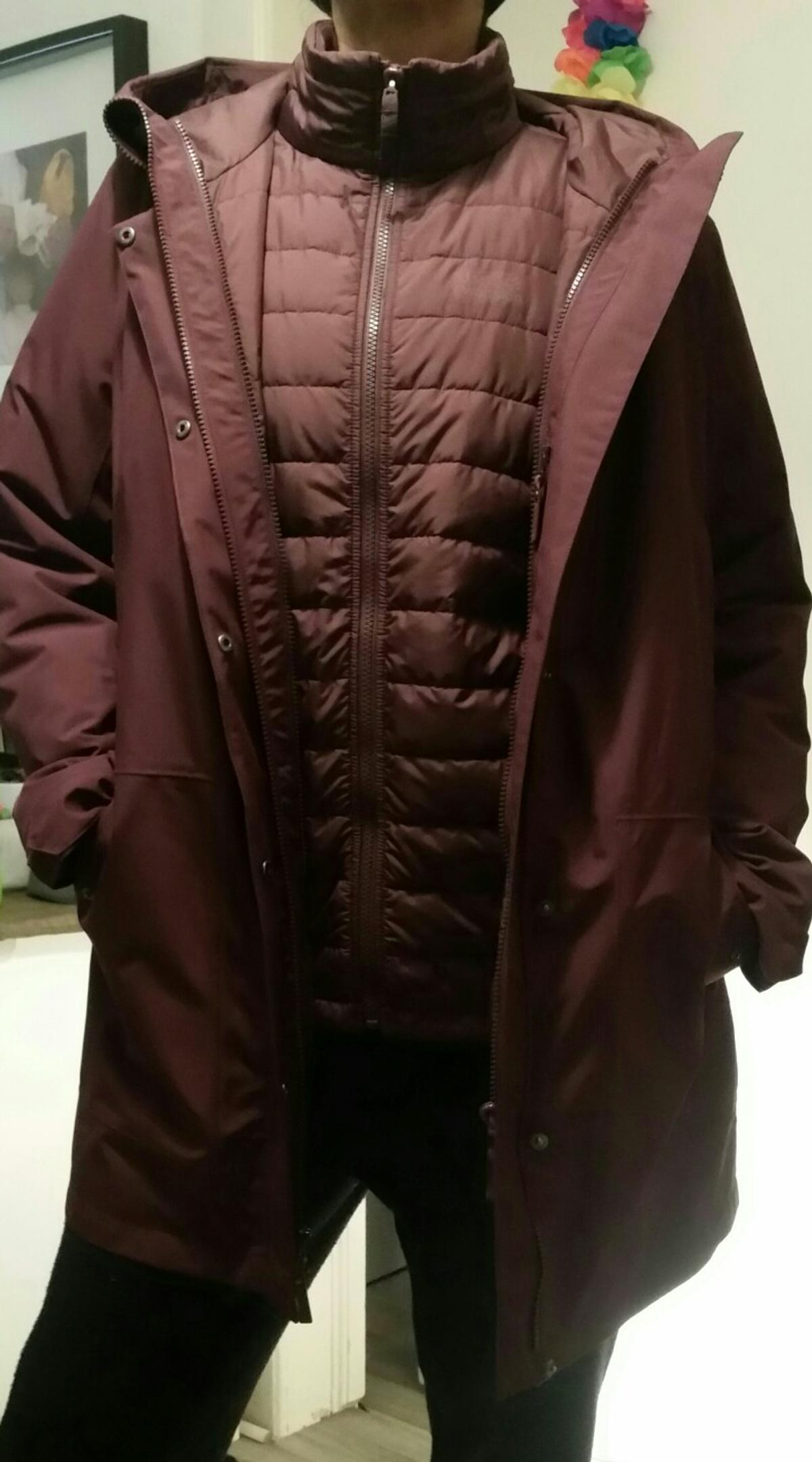 WINTERMANTEL❄JACK WOLFSKIN MONTEREY BAY COAT❄ in 63069