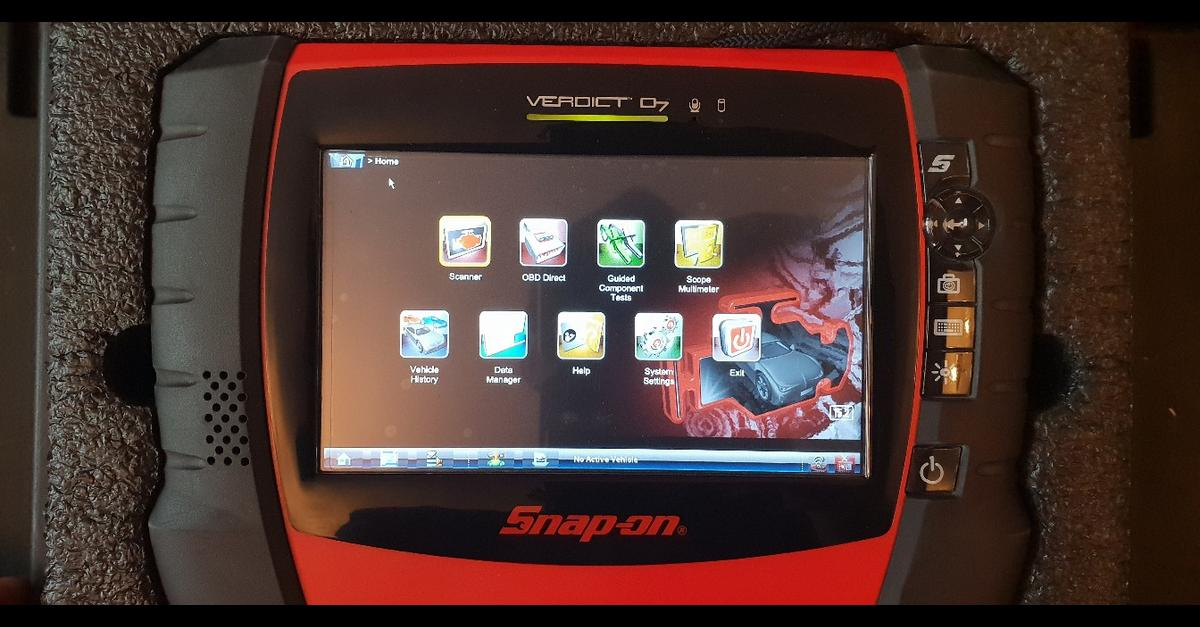 Snap On Verdict D7 Diagnostic Scanner in B69 Sandwell for
