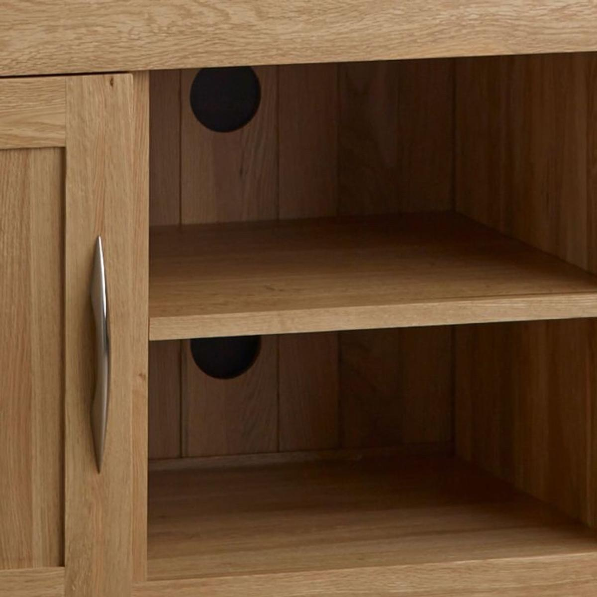 check out 9a2c8 97576 Alto Range Oak furniture land TV Stand in TW13 London for ...