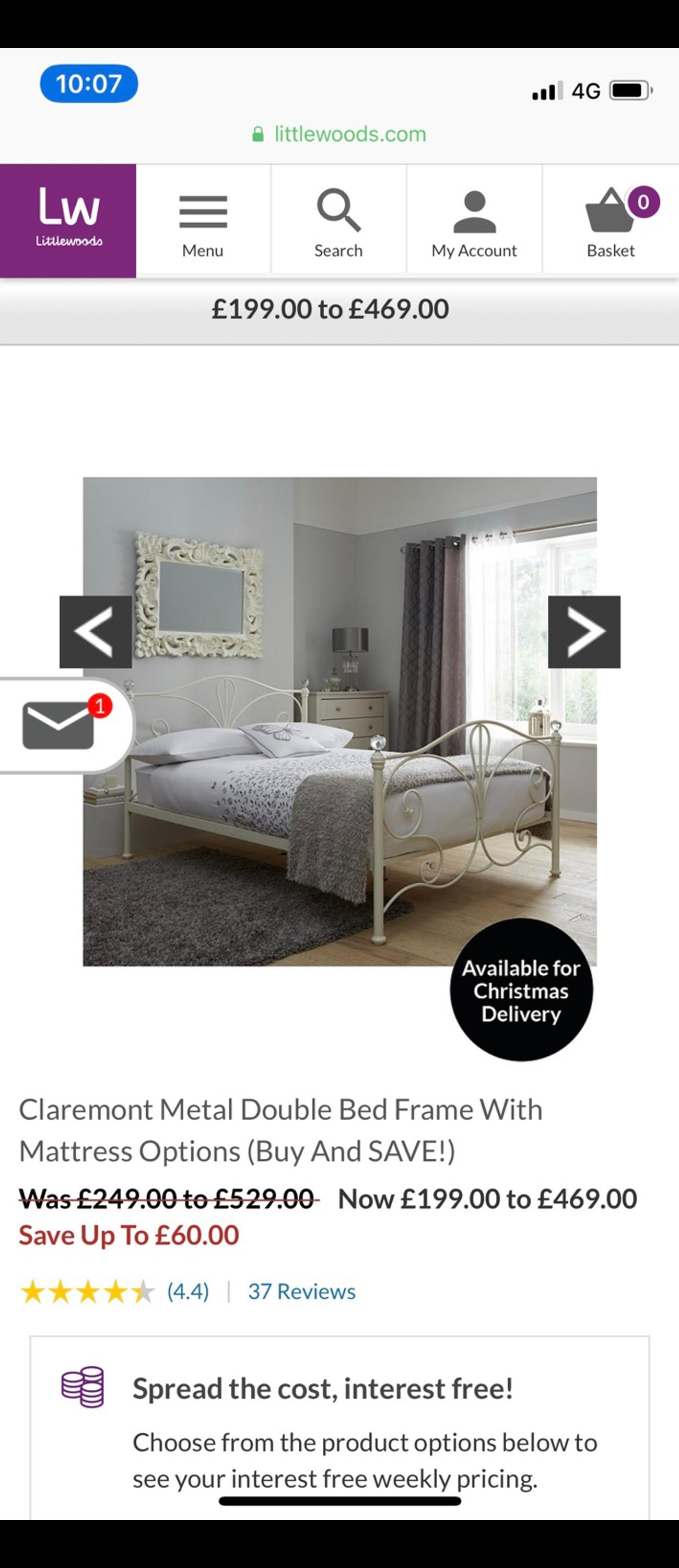 quality design c2bec d853f Small double bed