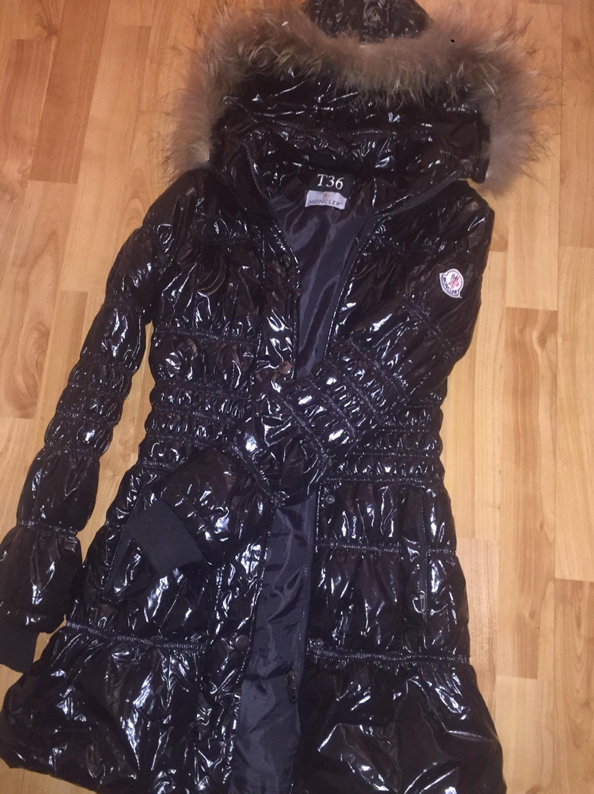 100% authentic 22905 bff56 WOMENS MONCLER COAT