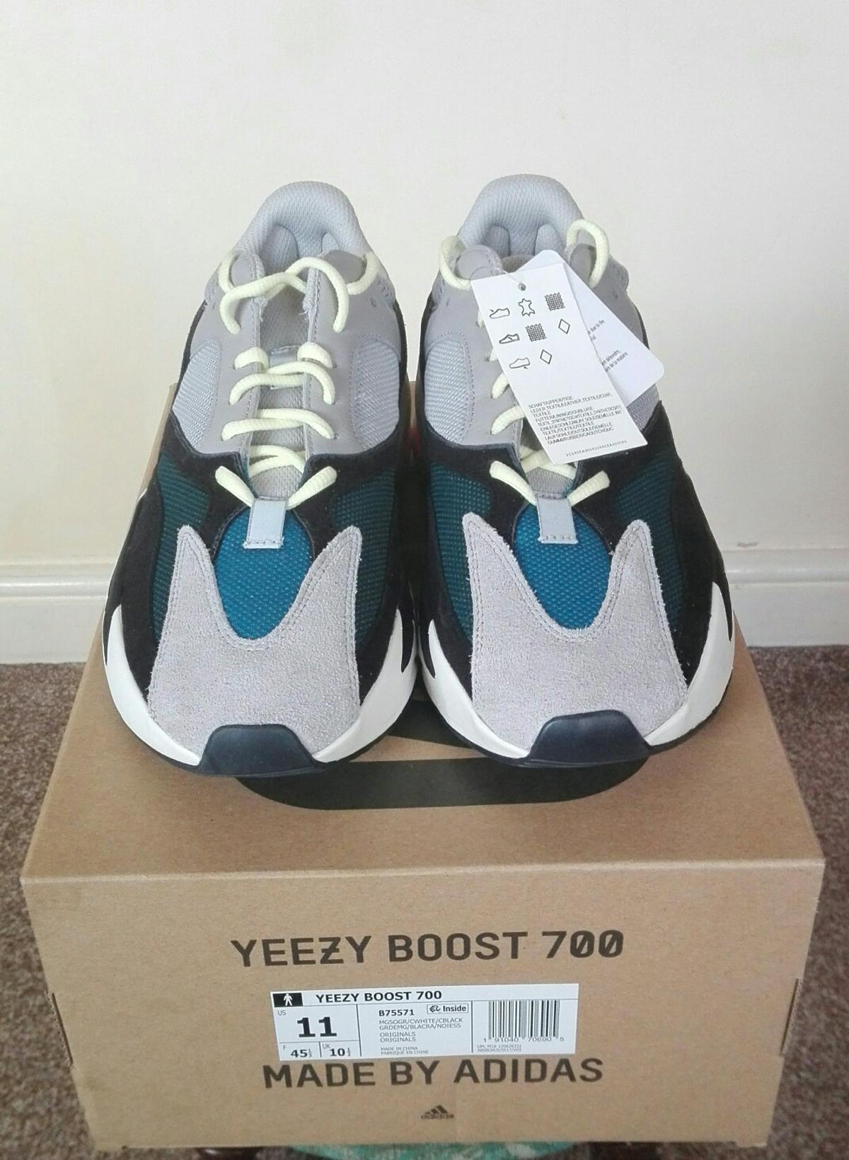new style e724a 26b0a Adidas Yeezy 700 (Waverunner) (UK 10.5) in B27 Solihull for ...