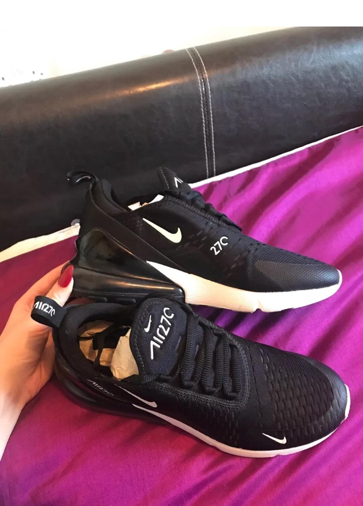 brand new ee9e9 a78bf Nike 270 Black and white size 4.5UK