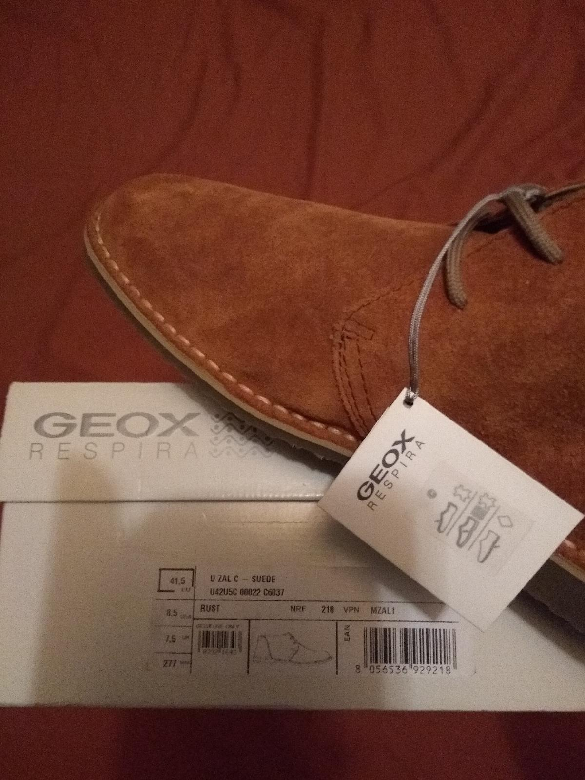 Geox Shoes Brand New with Box Size 7.5 in S1 Sheffield für