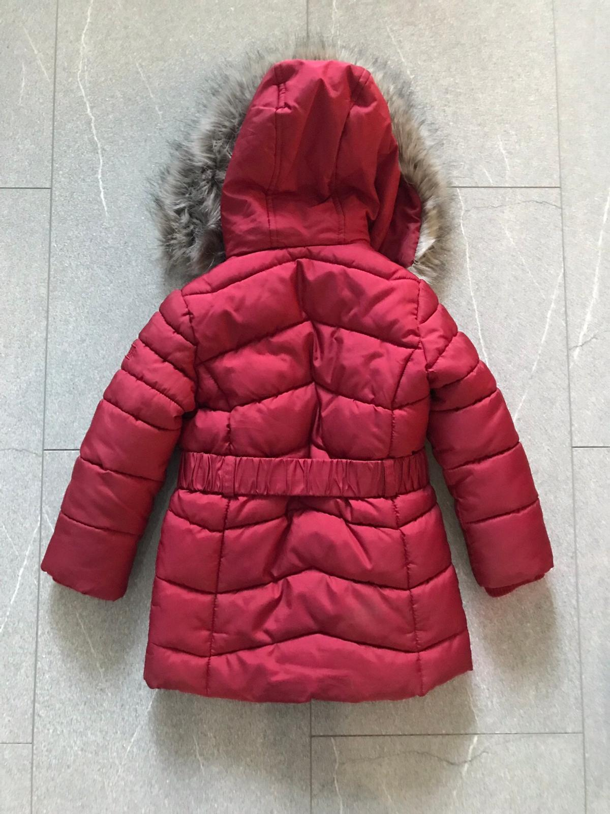 wholesale dealer 6b968 a5ada Mädchen Winterjacke Gr 98