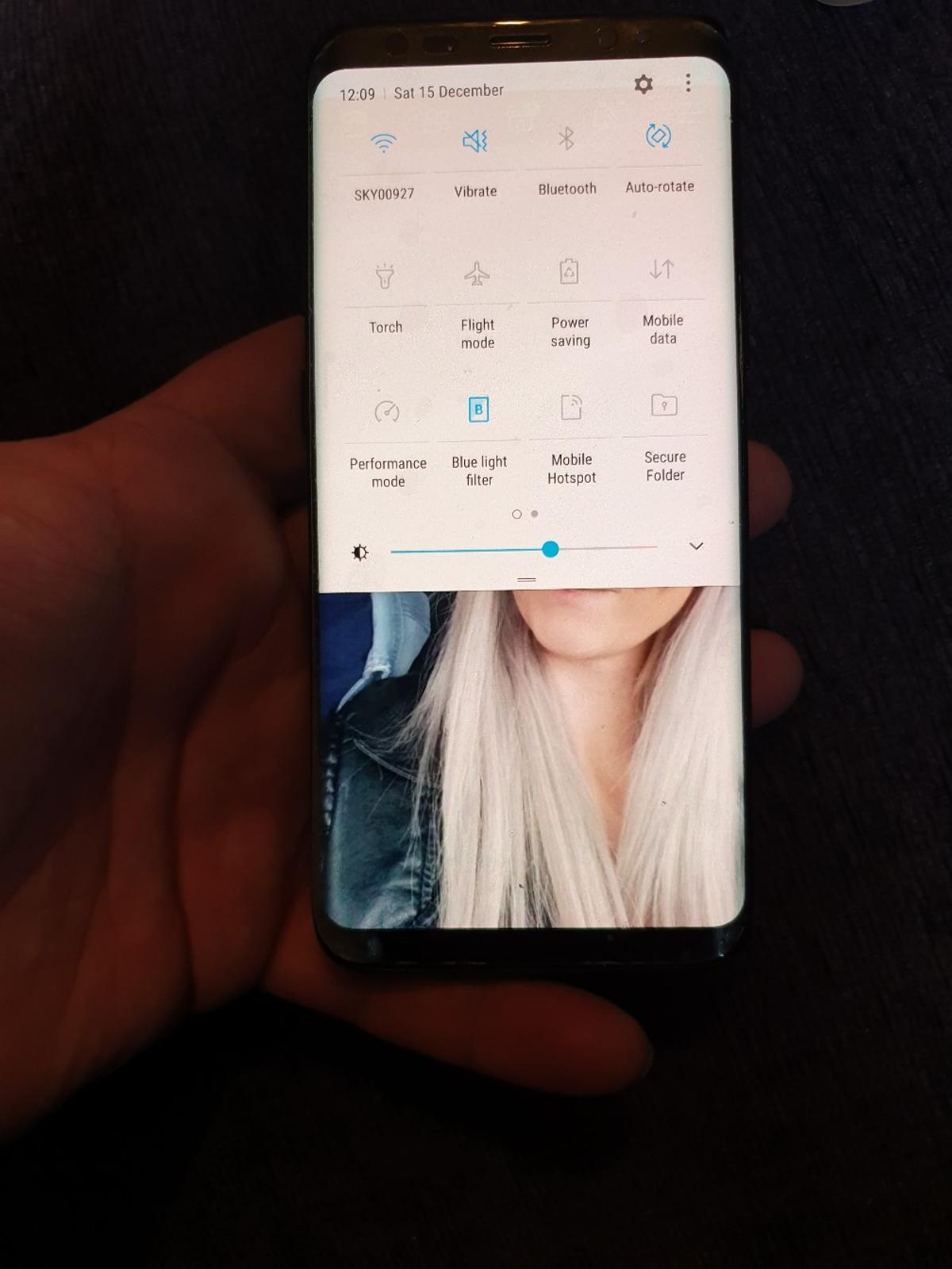 Samsung s8 in S62 Rotherham for £225 00 for sale - Shpock