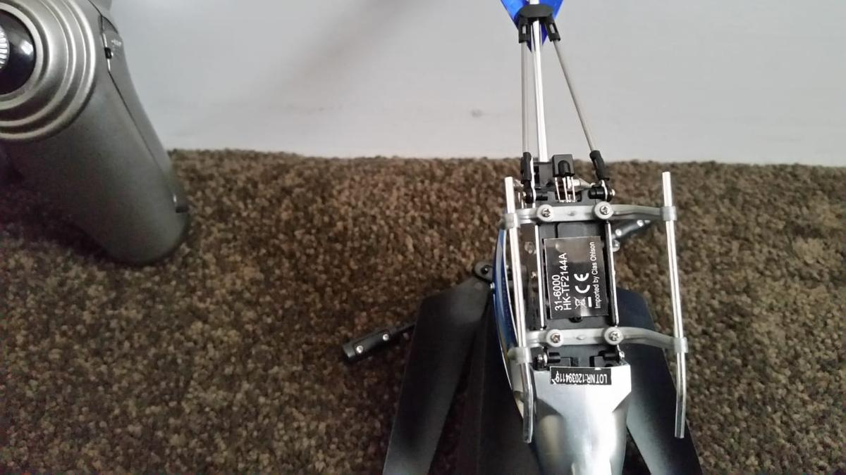 RC Helicopter (remote control) in LS18 Leeds for £10 00 for sale