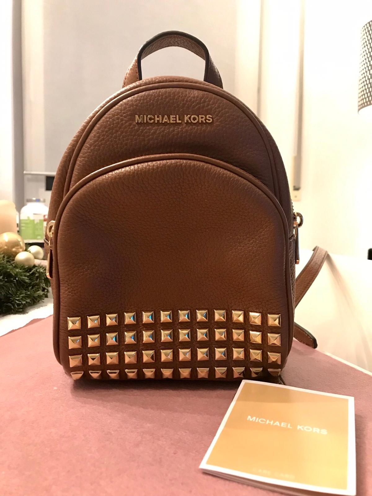 "3fa445610fa6 Michael Kors ""Abbey Studded"" Rucksack xs TOP in 55128 Mainz für 125 ..."
