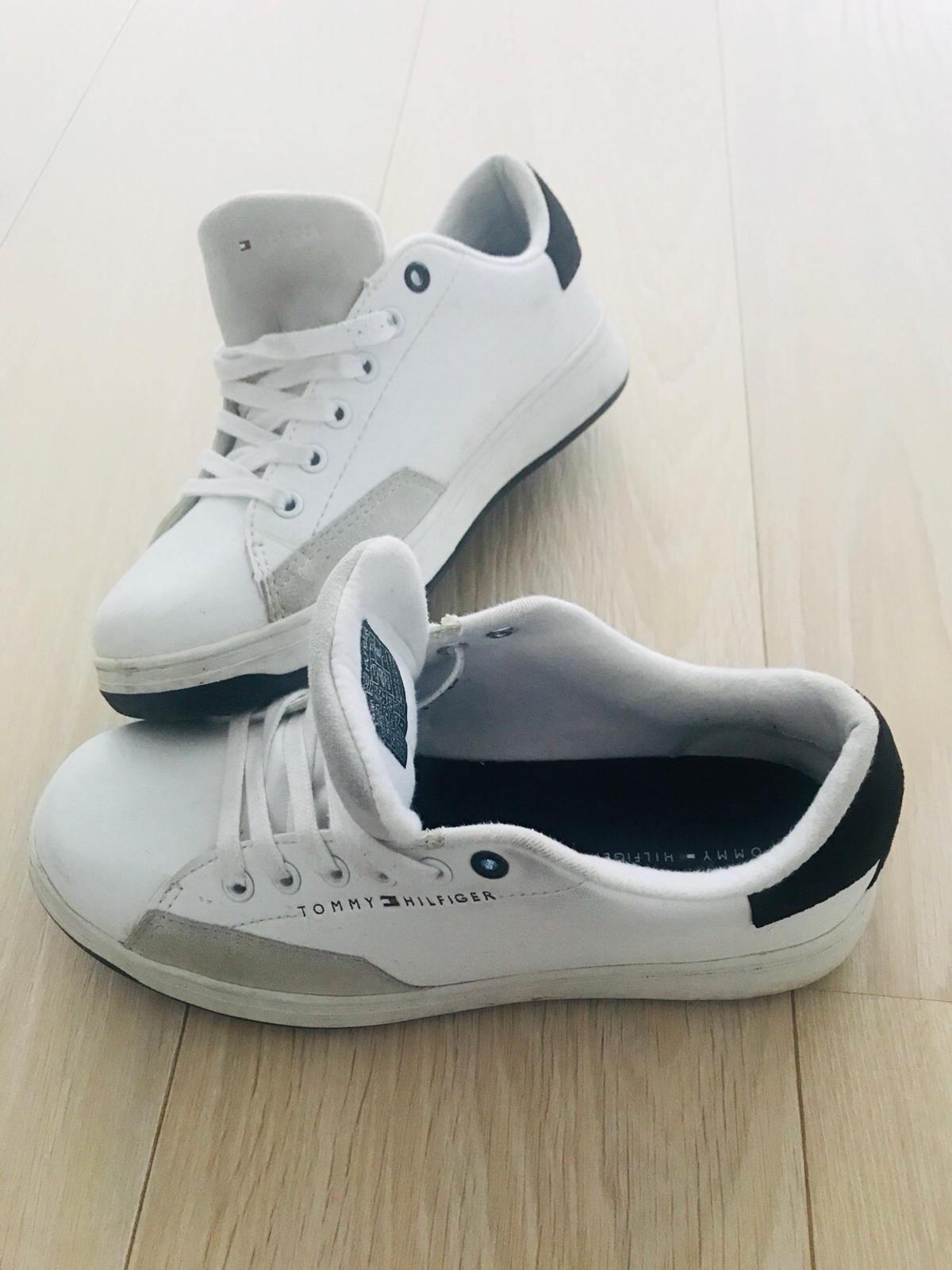 latest discount sells free delivery Tommy Hilfiger Jungen Sneaker Schuhe Gr. 36