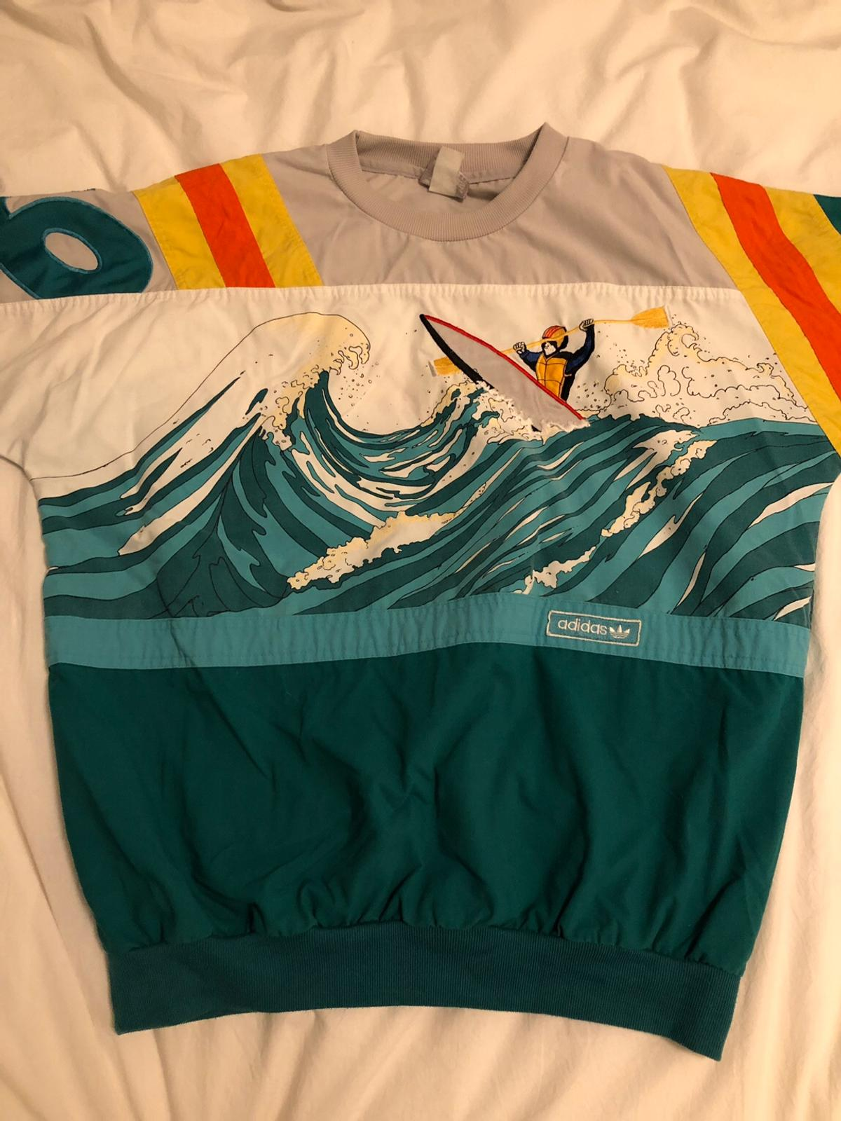 Vintage Adidas crewneck in 40215 Düsseldorf for ?120.00 for
