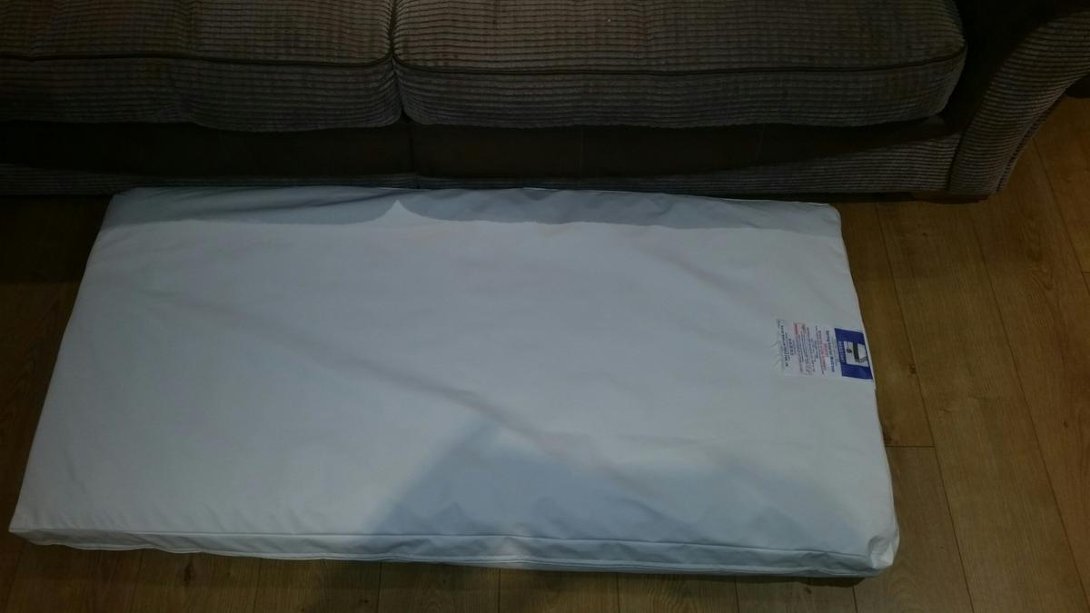 best sneakers f7dac 48cfb cotbed spring mattress in L40 Lancashire for free for sale ...