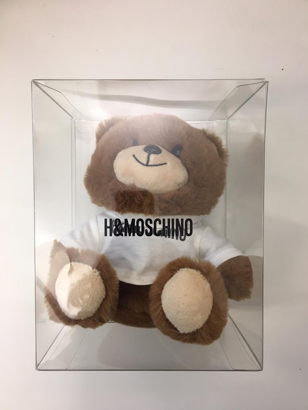cover iphone orso moschino